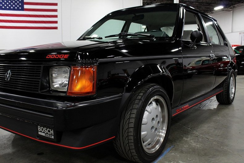 Shelby Dodge Omni GLHS 1985 for sale (42)