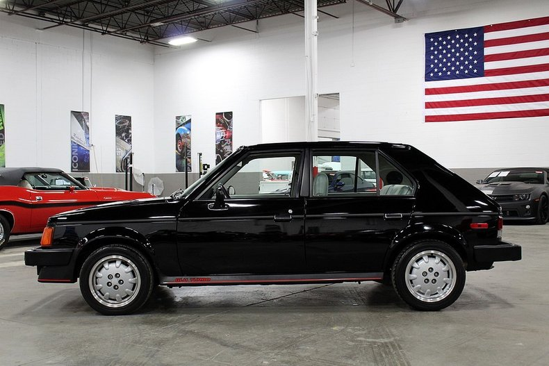 Shelby Dodge Omni GLHS 1985 for sale (6)