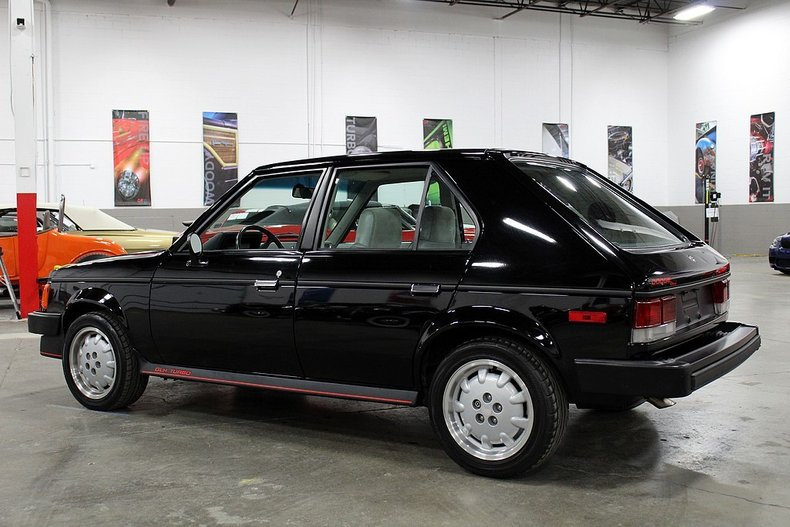 Shelby Dodge Omni GLHS 1985 for sale (9)