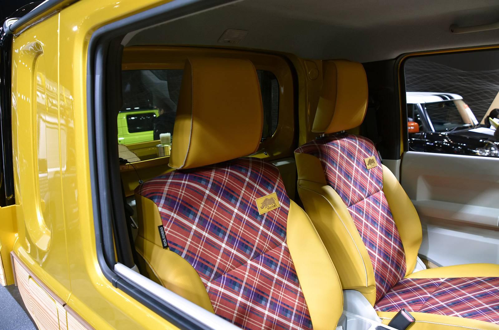 Suzuki Jimny Sierra Pickup Style concept andJimny Survive concept (5)