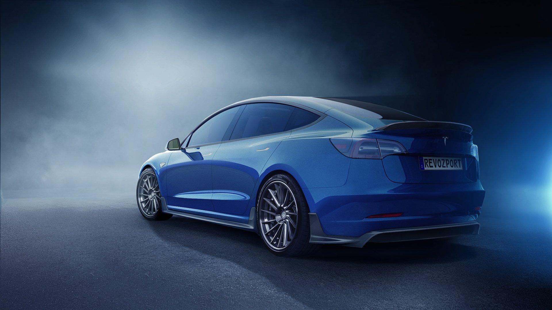 Tesla Model 3 bodykit by RevoZport (4)