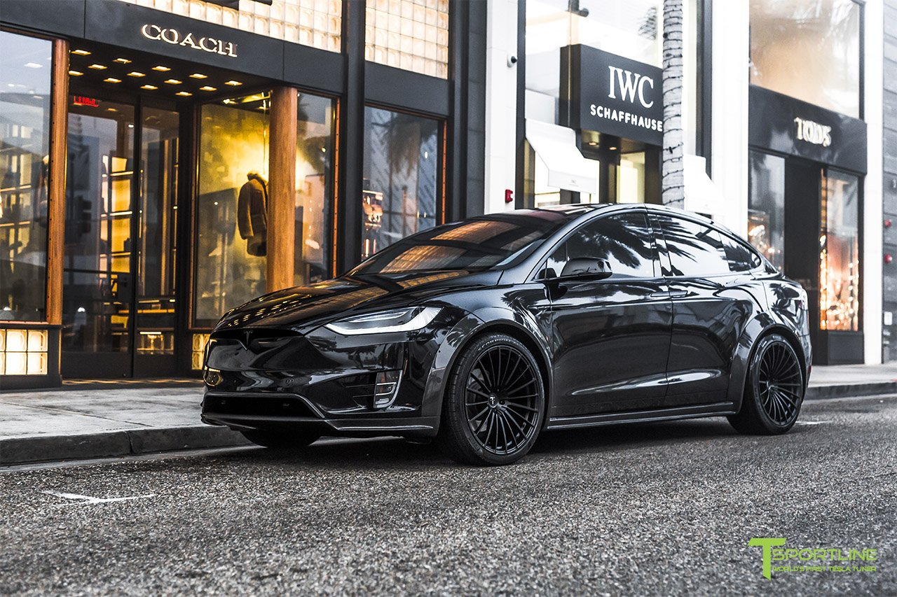 Tesla Model X Limited Edition T Largo by T Sportline (1)