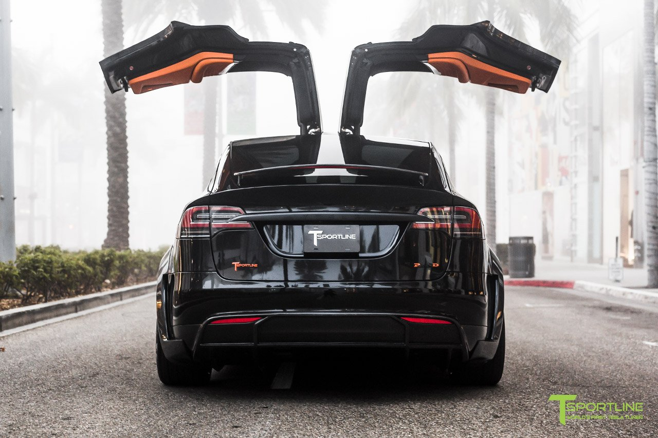 Tesla Model X Limited Edition T Largo by T Sportline (10)