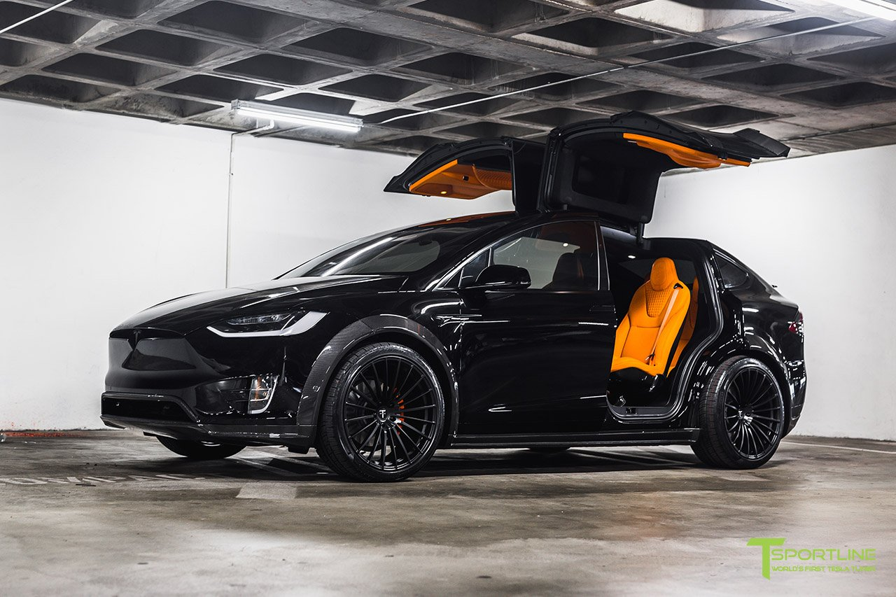 Tesla Model X Limited Edition T Largo by T Sportline (11)