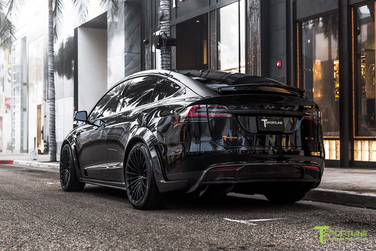 Tesla Model X Limited Edition T Largo by T Sportline (2)