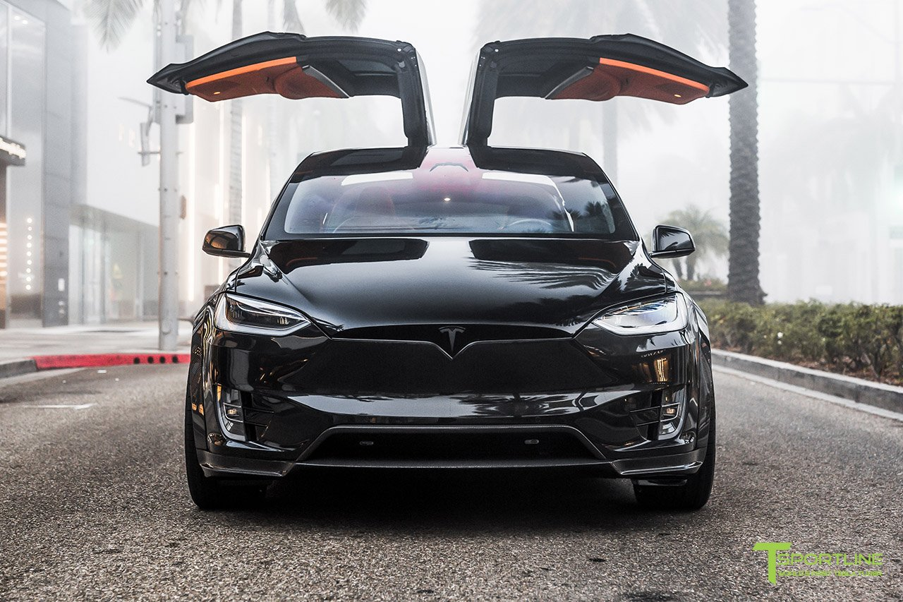 Tesla Model X Limited Edition T Largo by T Sportline (8)