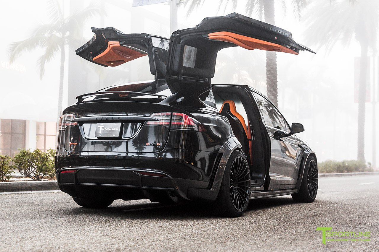 Tesla Model X Limited Edition T Largo by T Sportline (9)