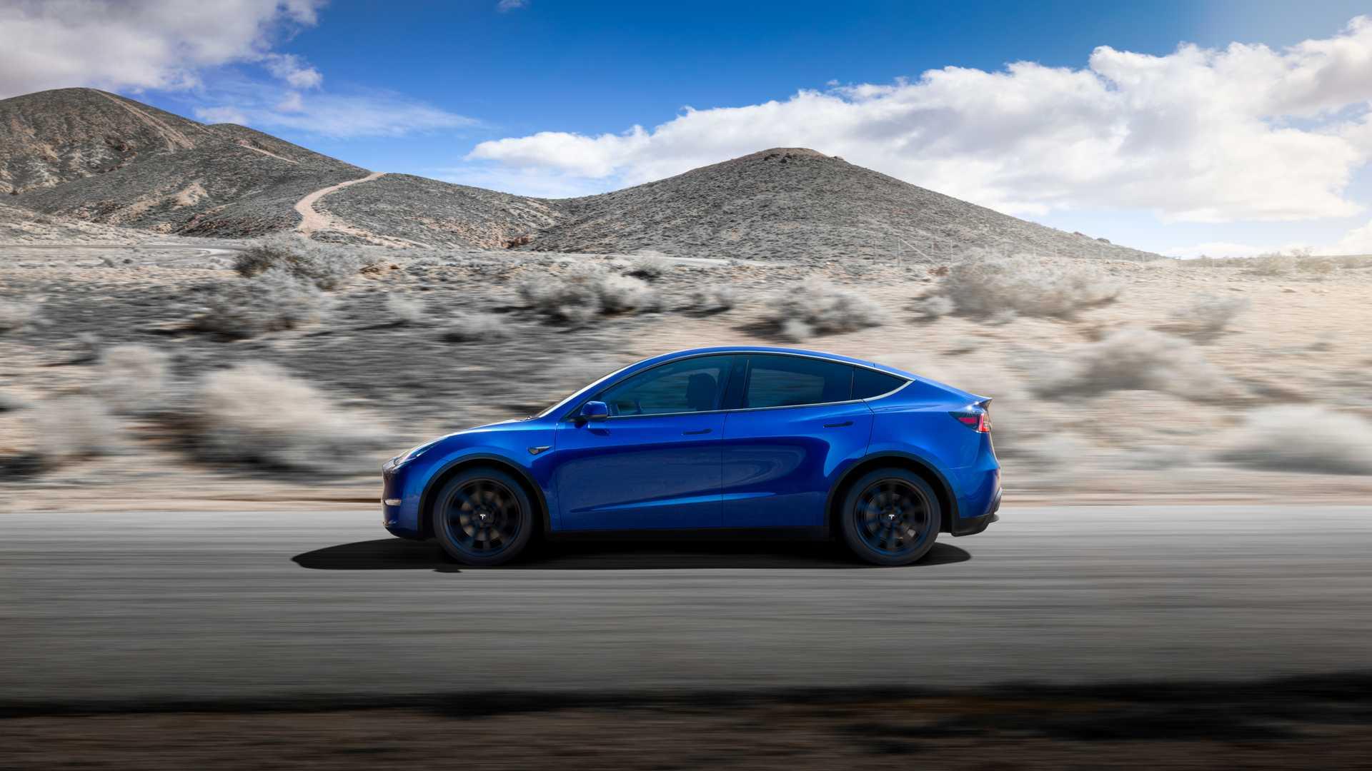 Tesla Model Y Facebook: Επίσημο: Tesla Model Y