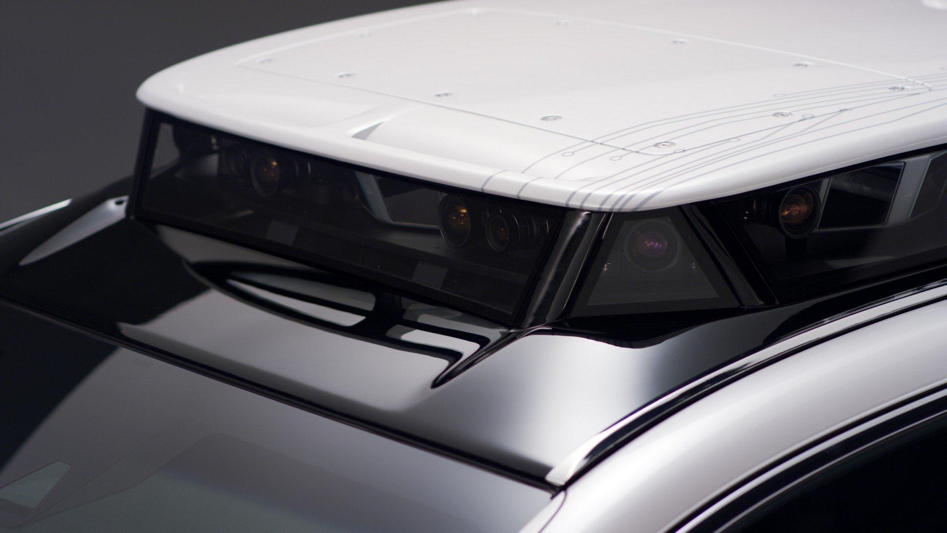 Toyota CES Lexus LS500h TRI-P4 autonomous (10)