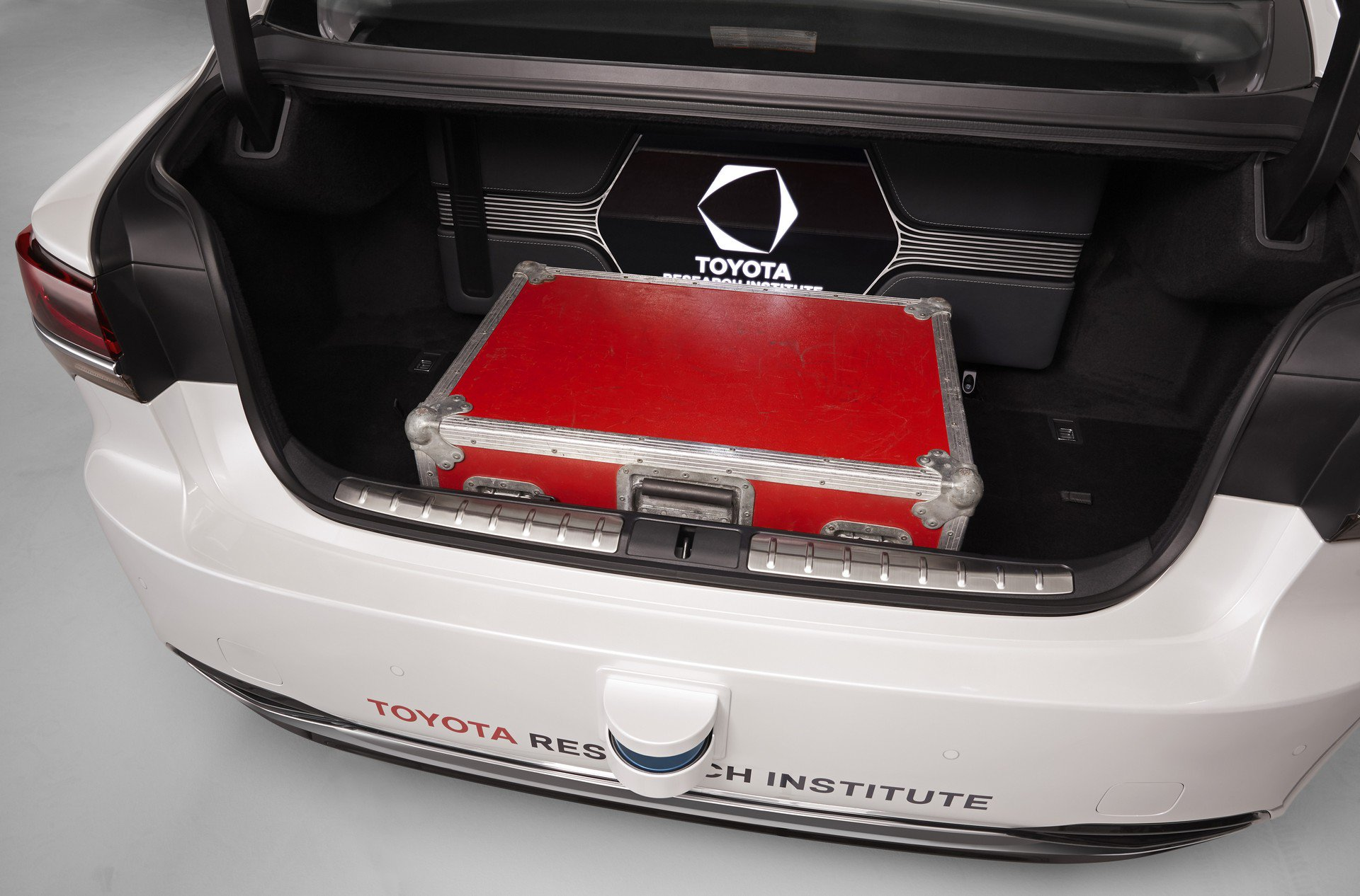 Toyota CES Lexus LS500h TRI-P4 autonomous (14)