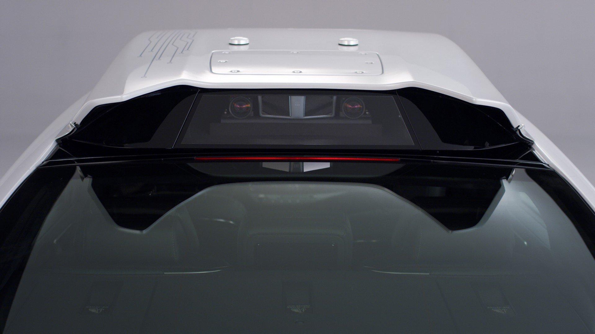 Toyota CES Lexus LS500h TRI-P4 autonomous (8)