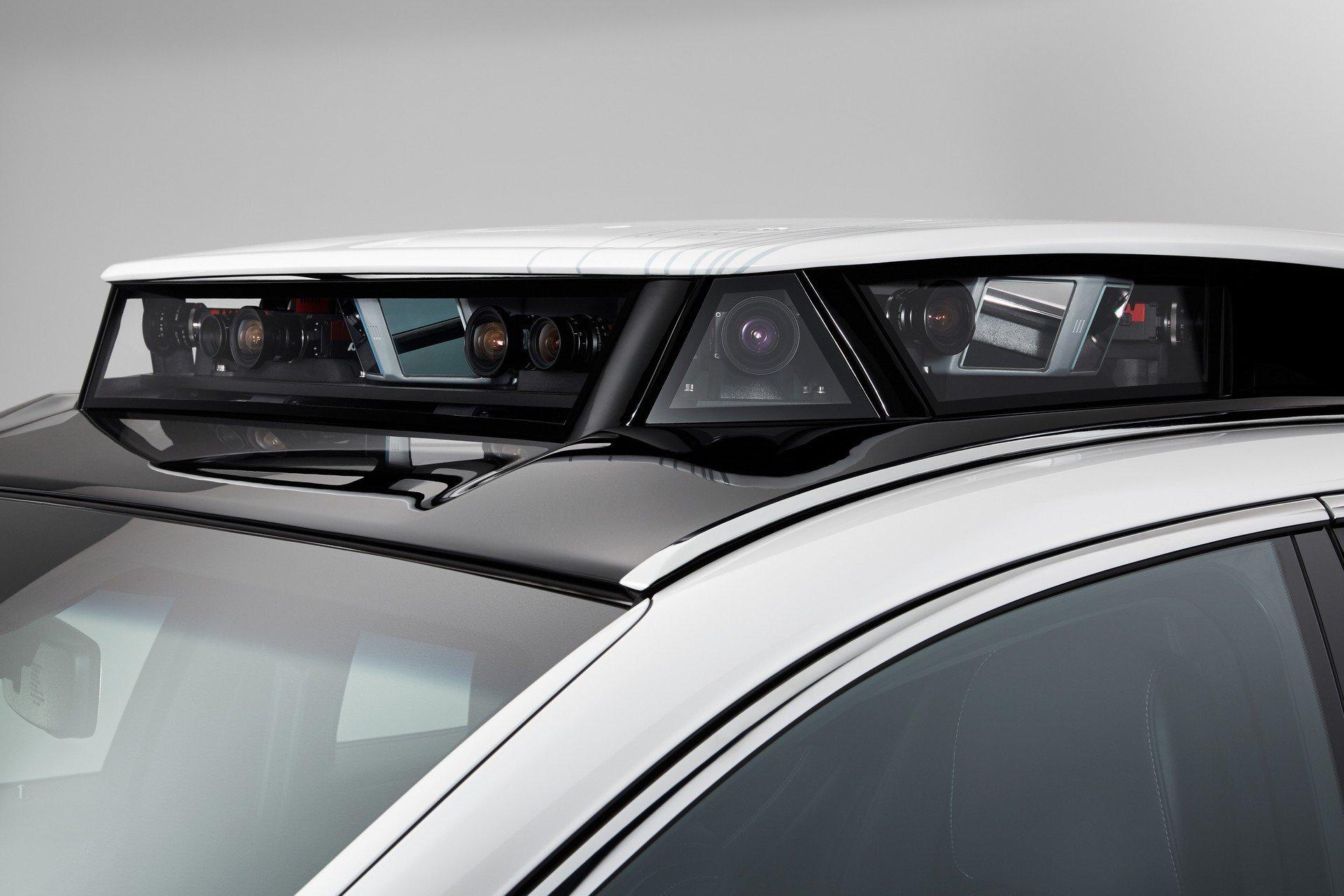 Toyota CES Lexus LS500h TRI-P4 autonomous (9)