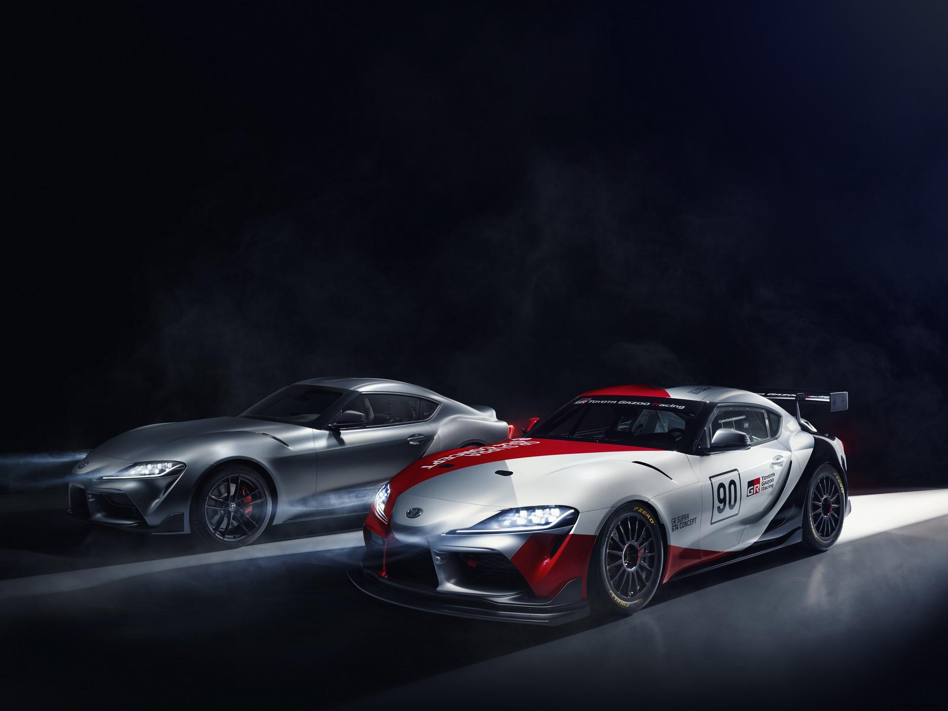 Toyota GR Supra GT4 Concept (1)