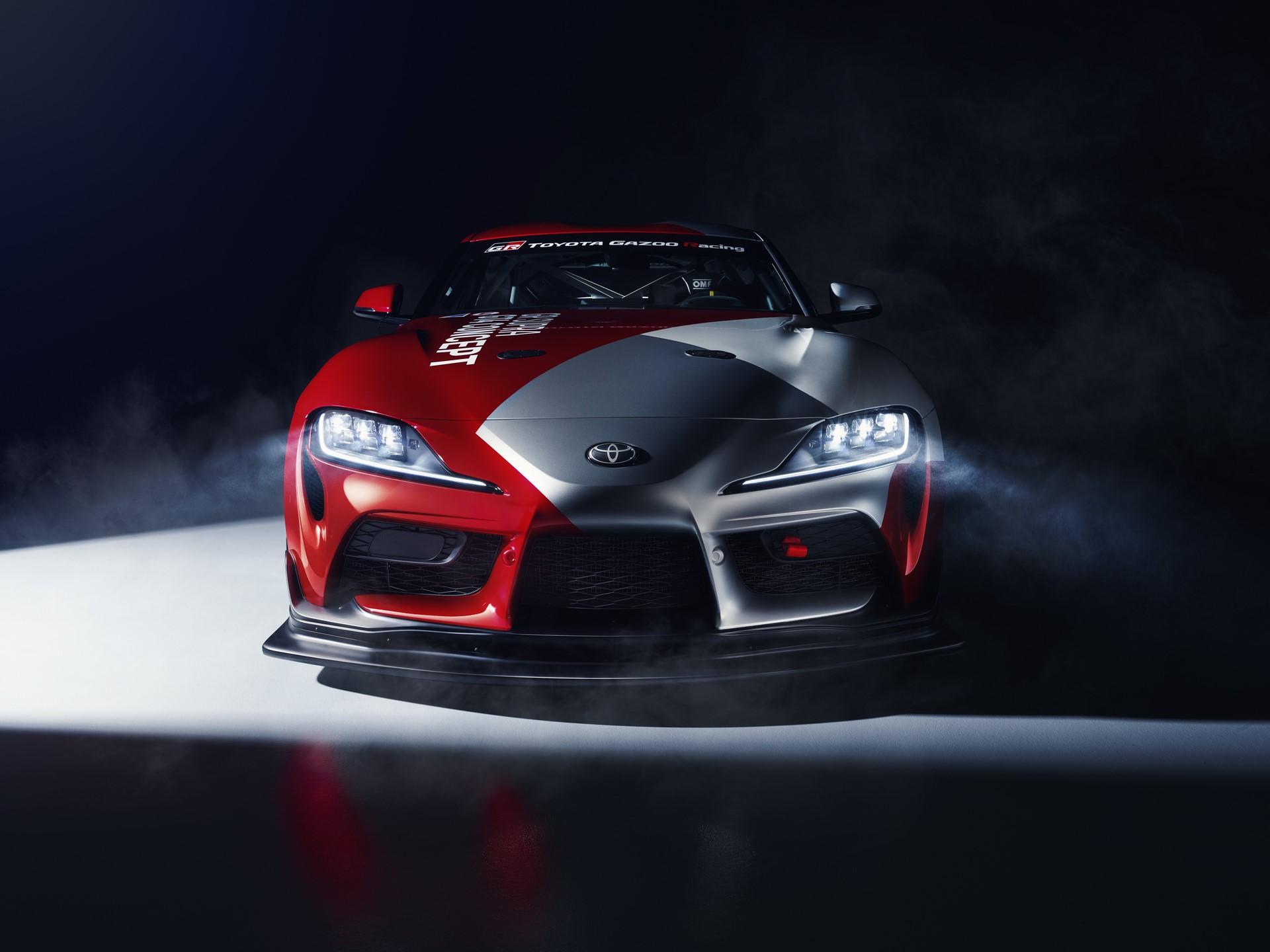 Toyota GR Supra GT4 Concept (3)