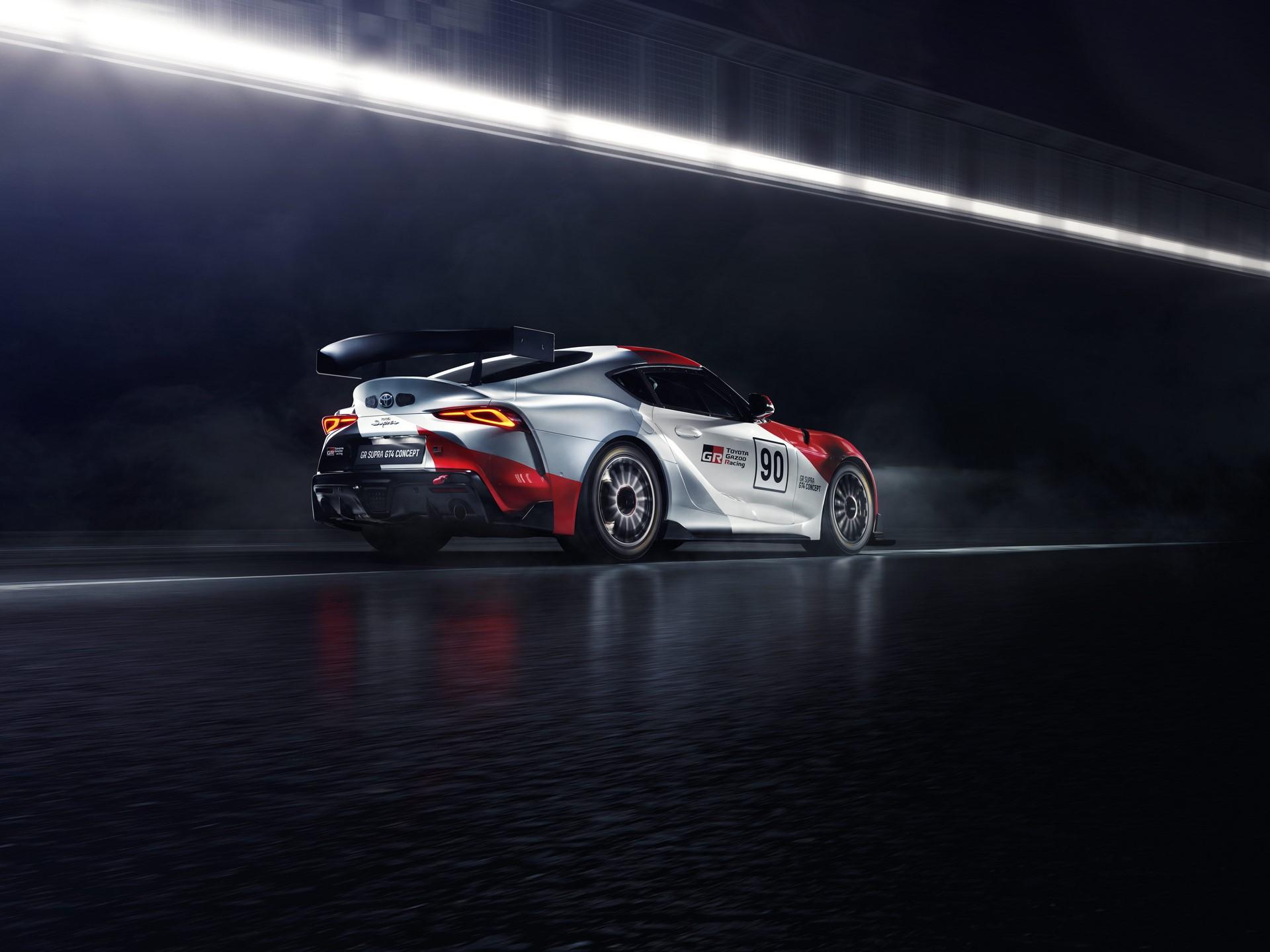 Toyota GR Supra GT4 Concept (5)