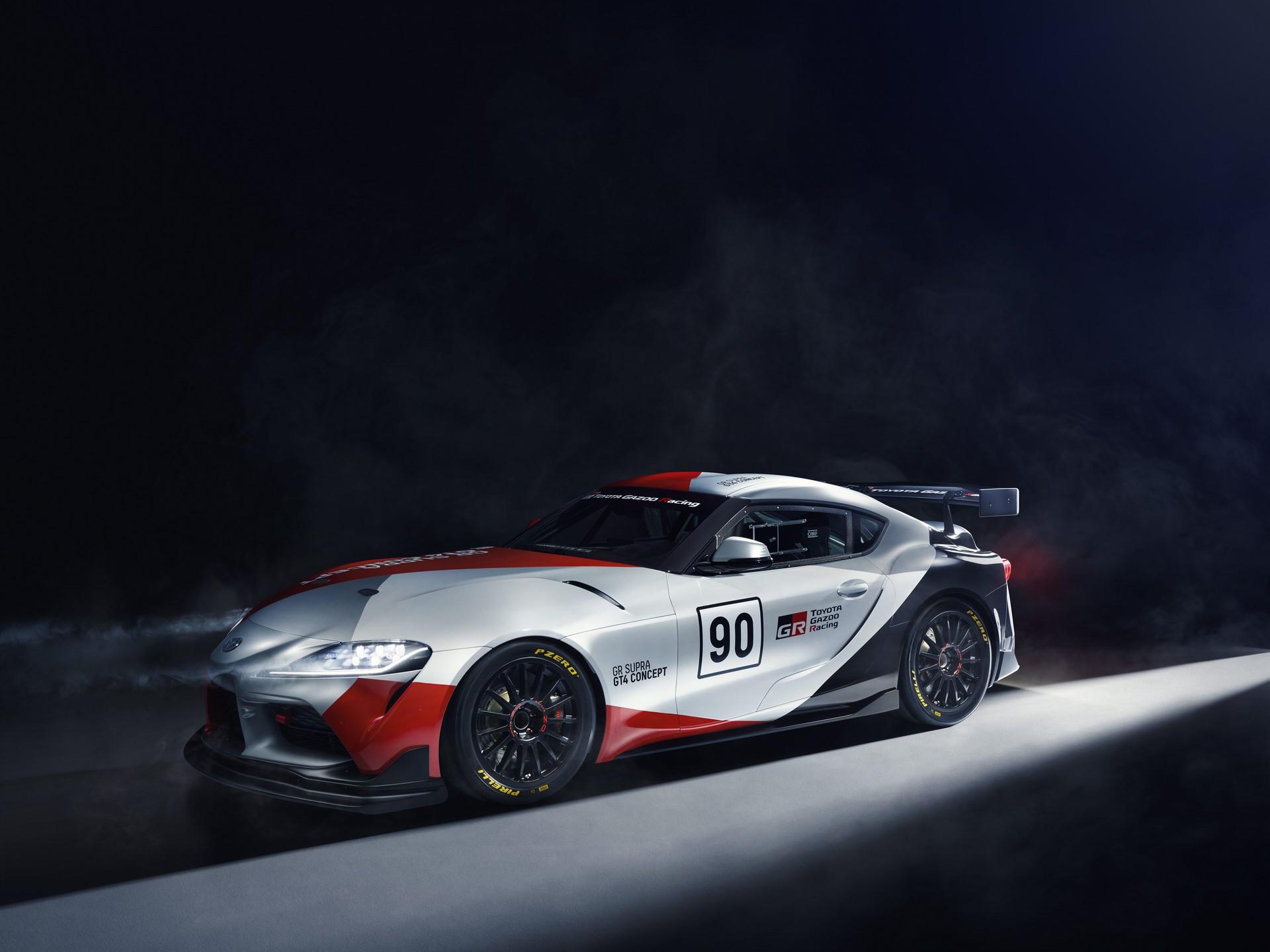 Toyota GR Supra GT4 Concept (6)