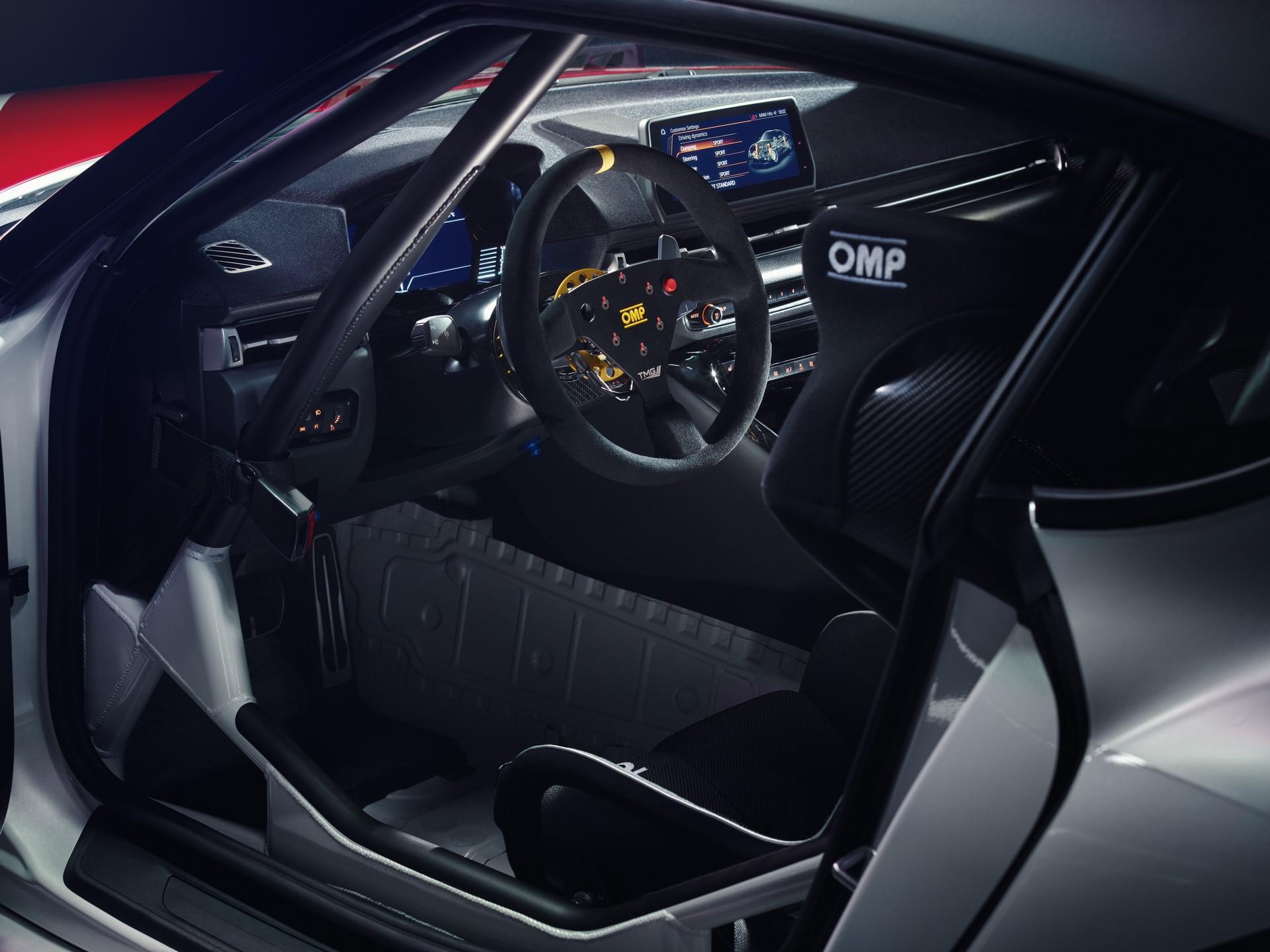 Toyota GR Supra GT4 Concept (7)
