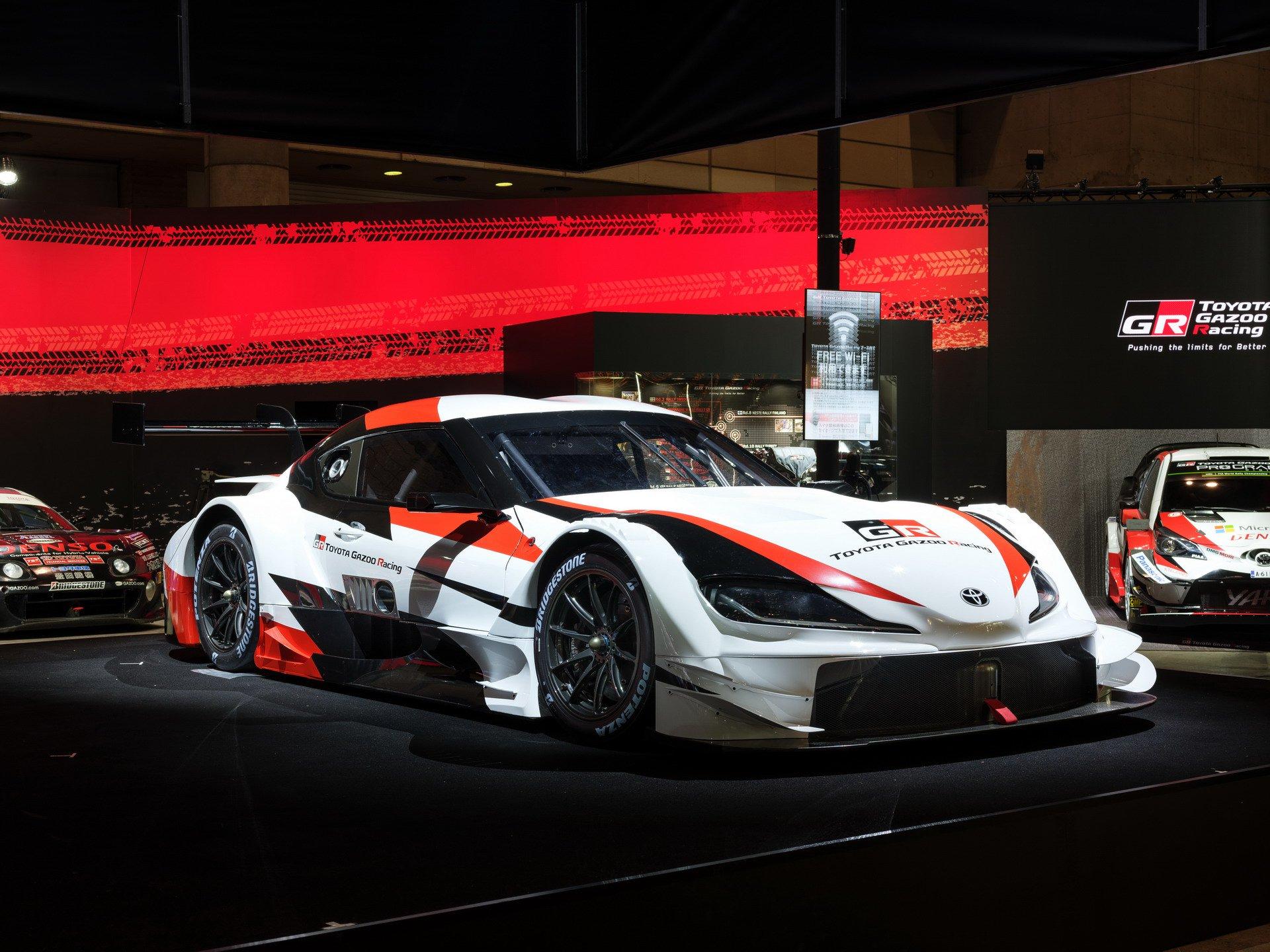 Toyota GR Supra Super GT Concept (1)