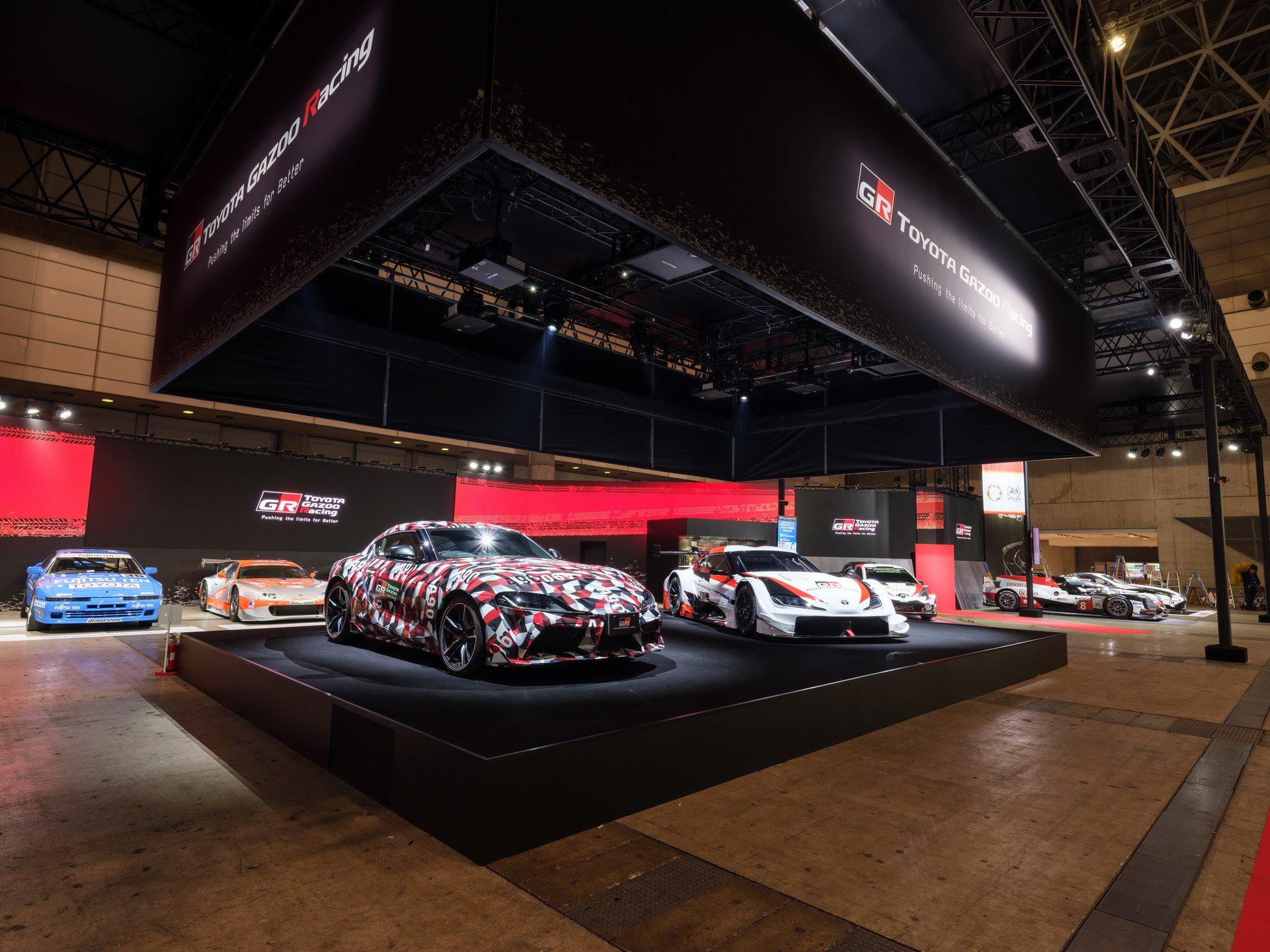 Toyota GR Supra Super GT Concept (10)