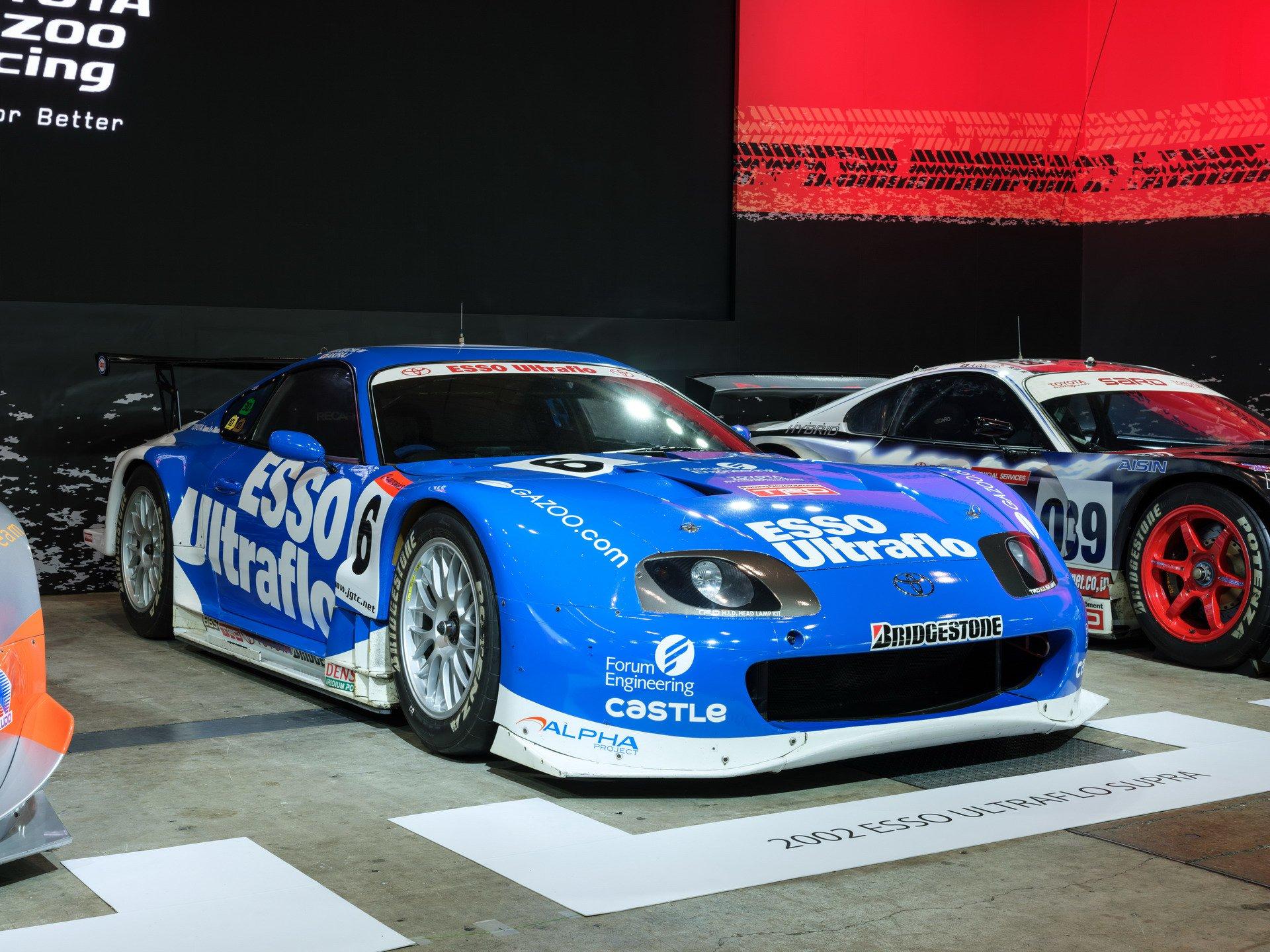Toyota GR Supra Super GT Concept (11)