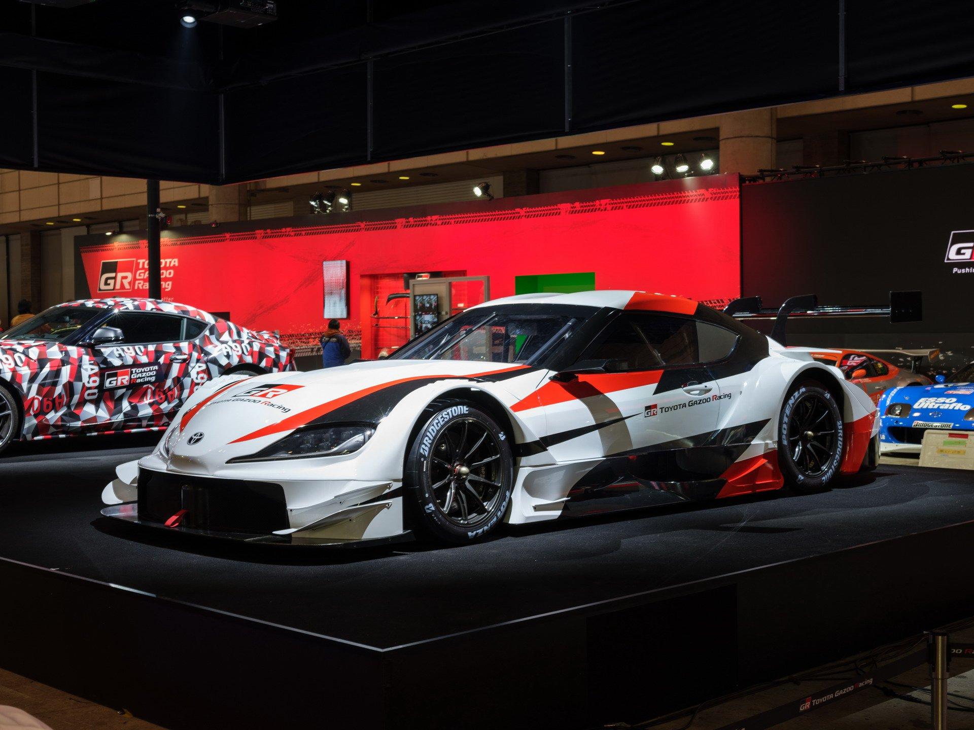 Toyota GR Supra Super GT Concept (12)