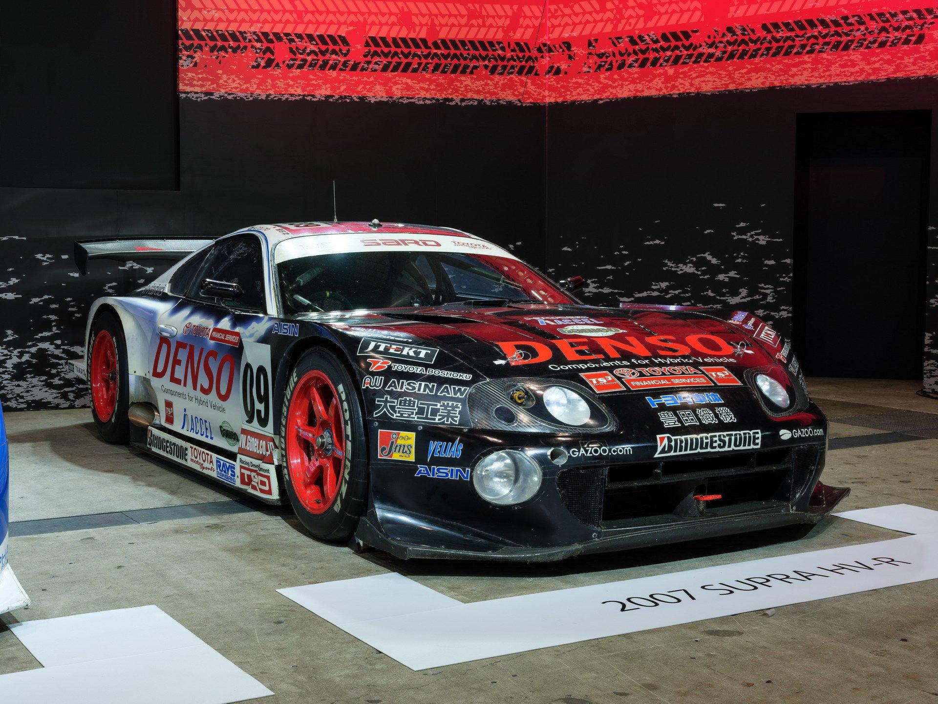 Toyota GR Supra Super GT Concept (14)