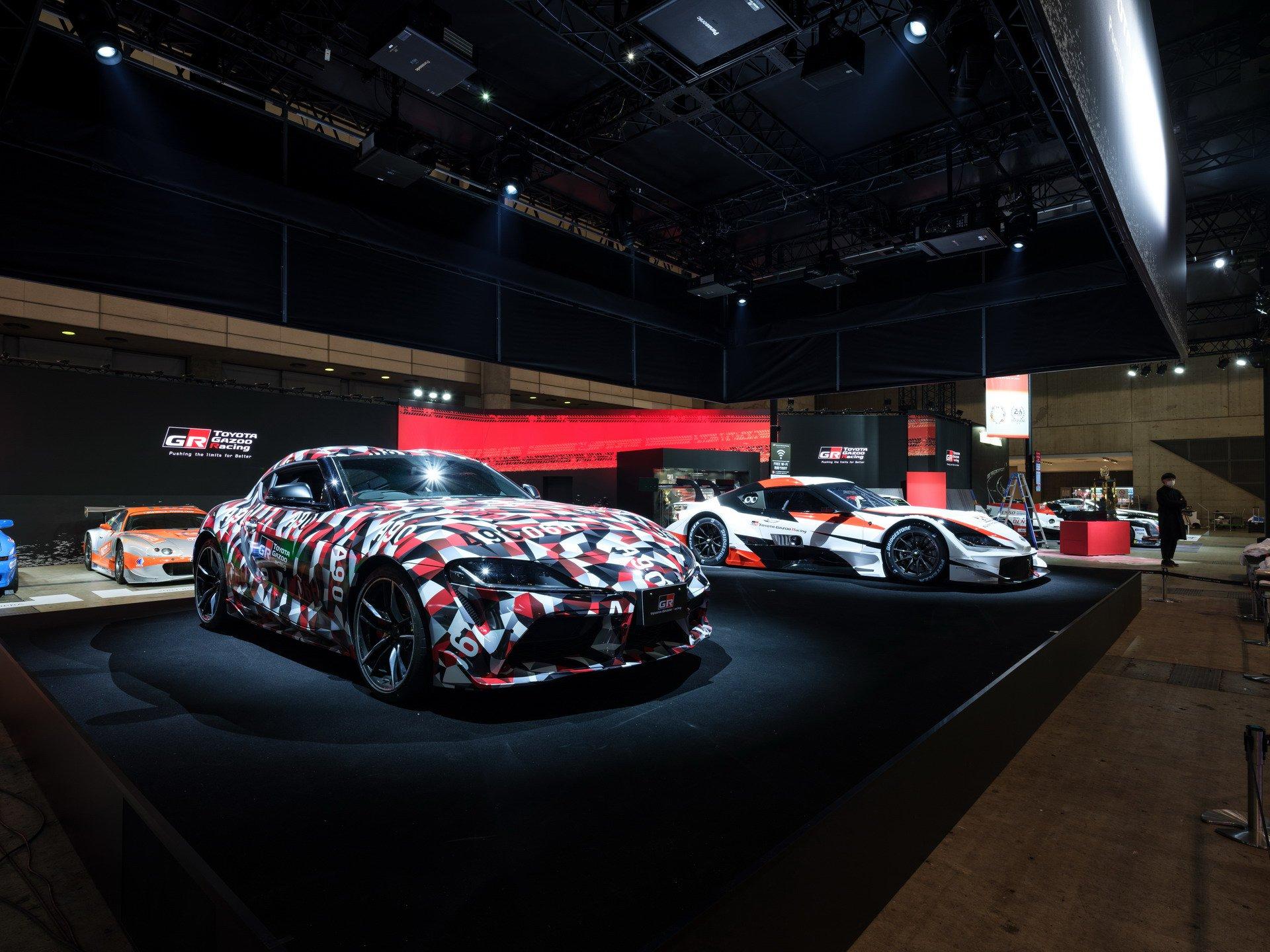 Toyota GR Supra Super GT Concept (16)
