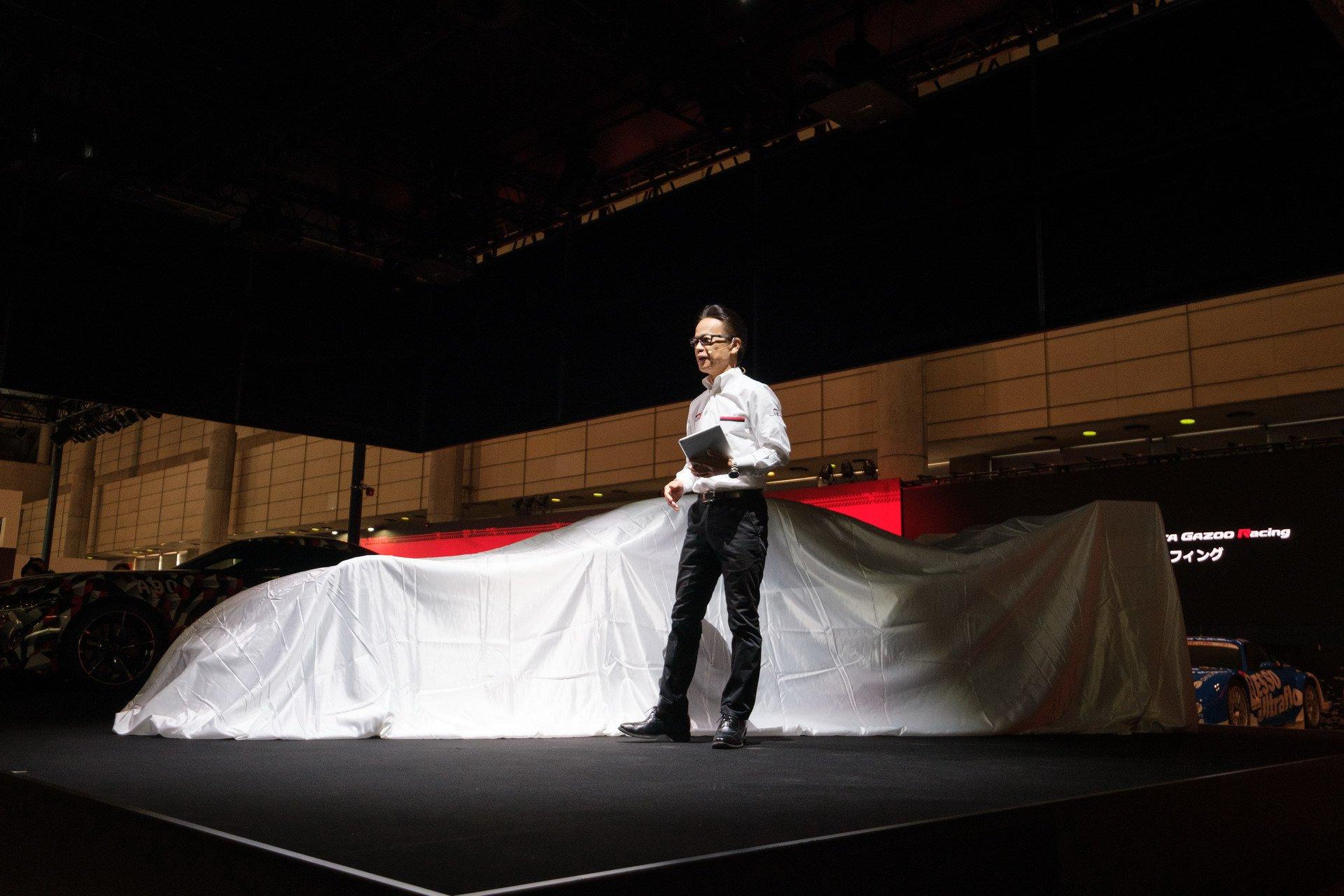 Toyota GR Supra Super GT Concept (2)