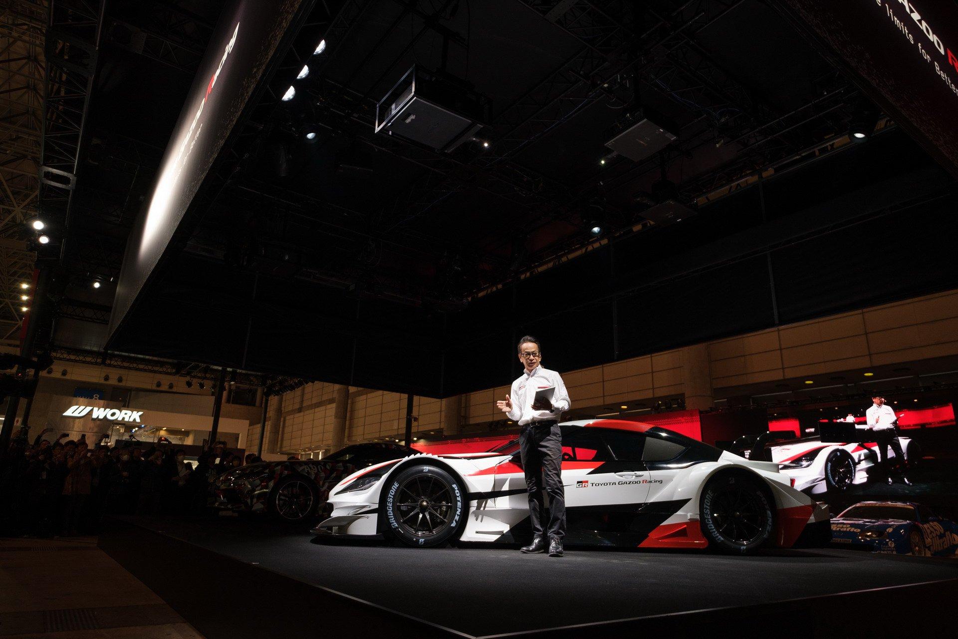 Toyota GR Supra Super GT Concept (3)