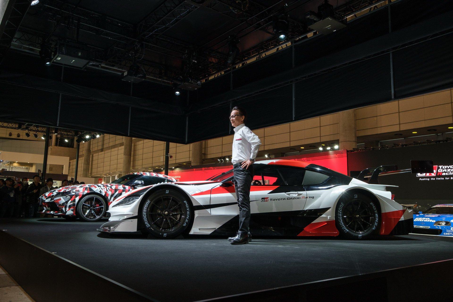 Toyota GR Supra Super GT Concept (4)