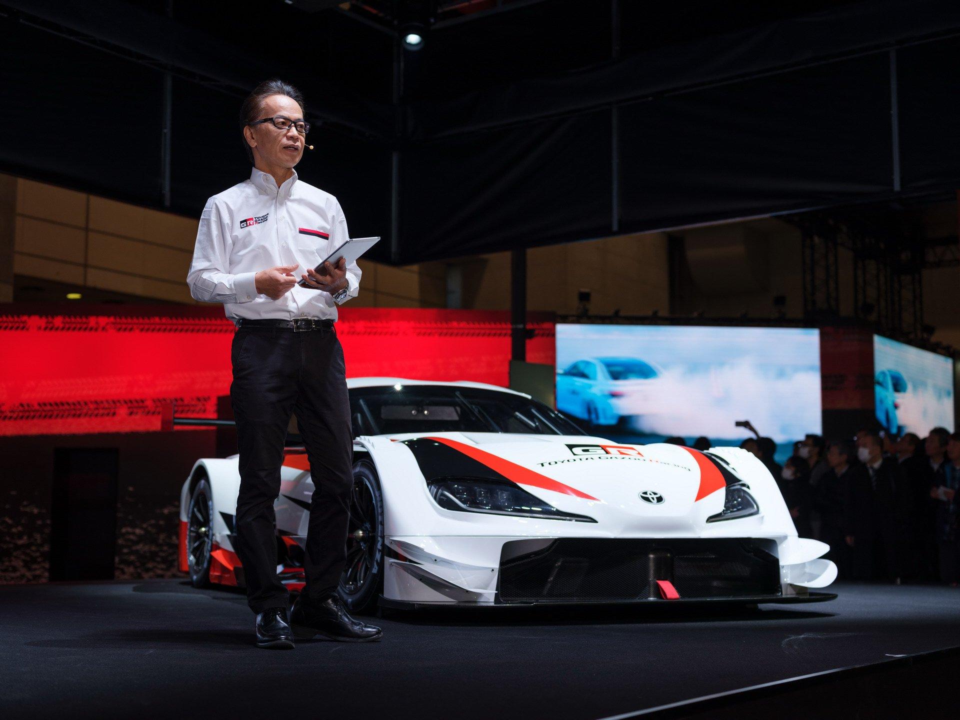 Toyota GR Supra Super GT Concept (5)