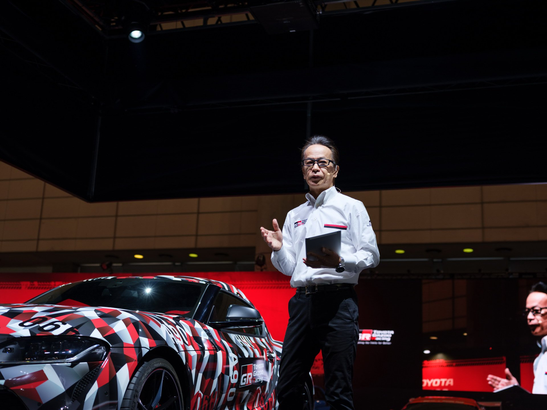 Toyota GR Supra Super GT Concept (6)