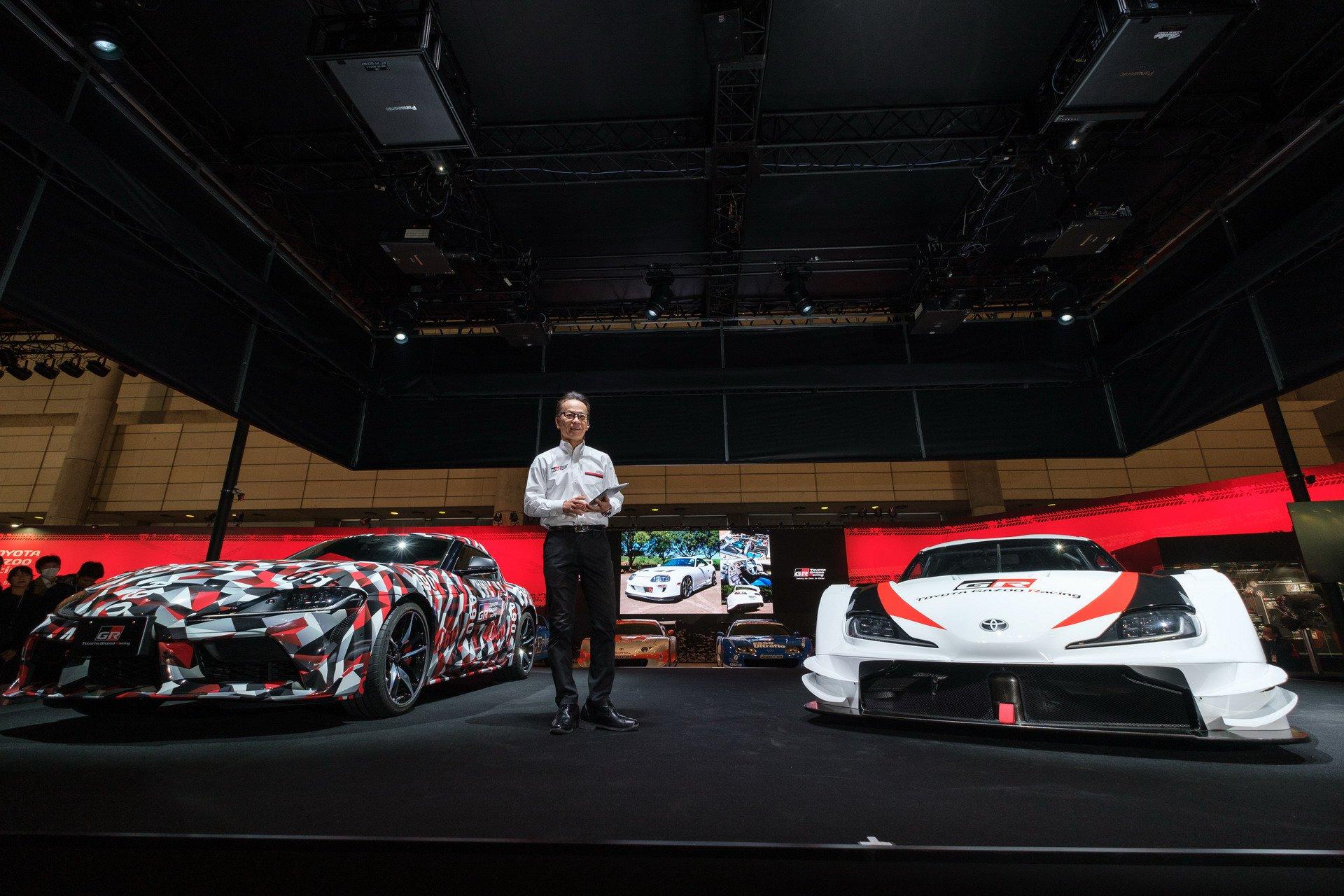 Toyota GR Supra Super GT Concept (7)