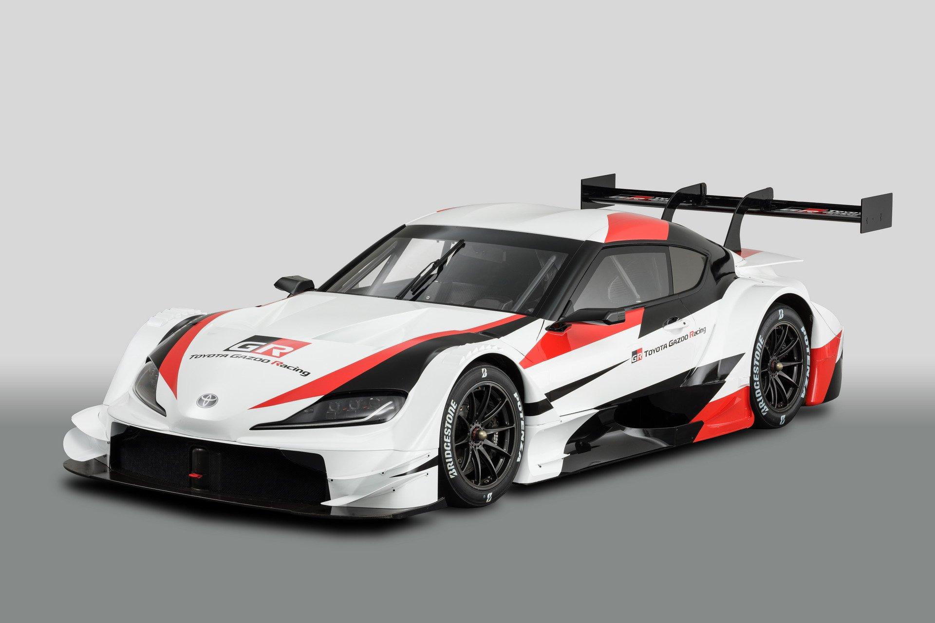 Toyota GR Supra Super GT Concept (8)