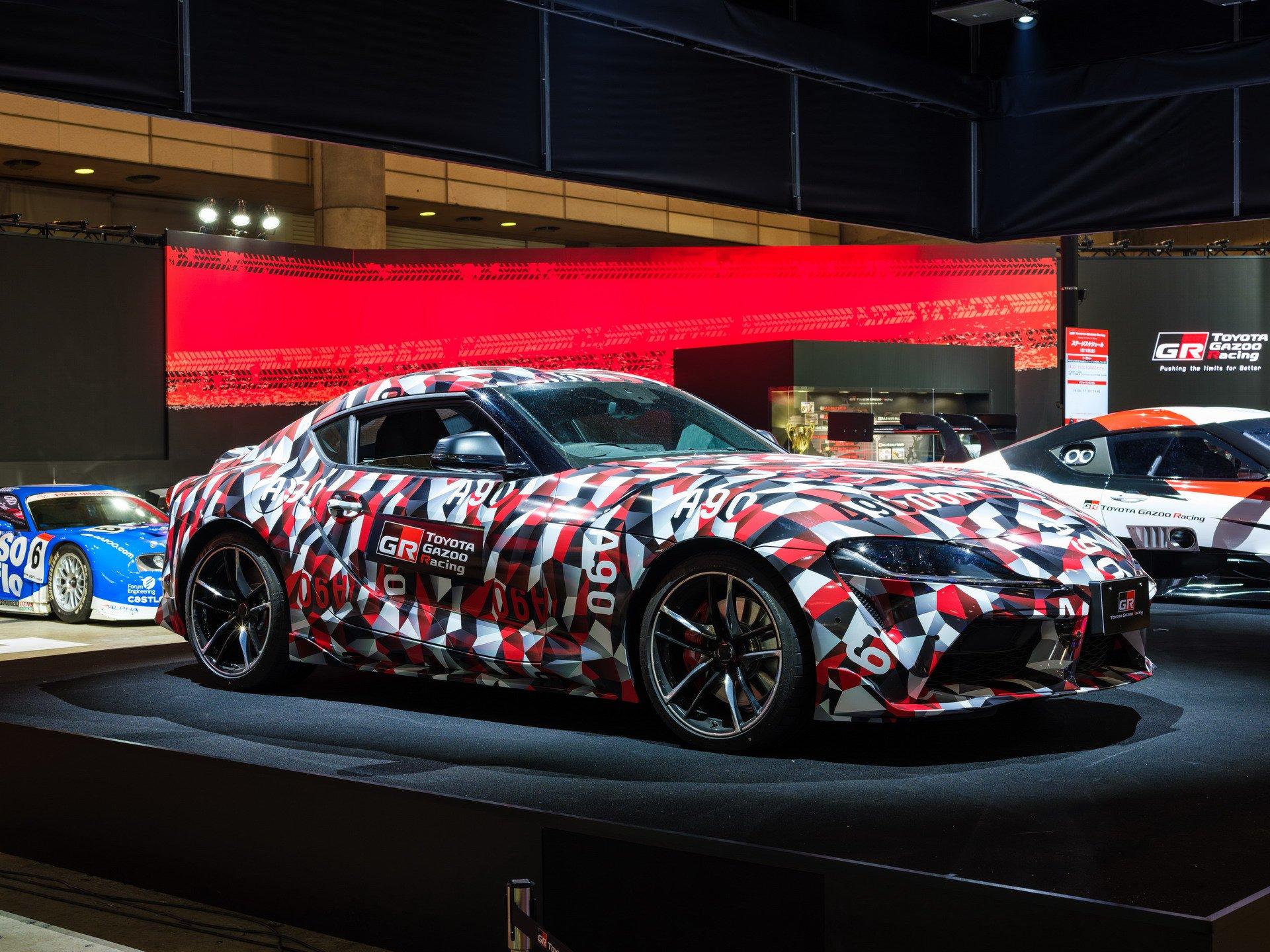Toyota GR Supra Super GT Concept (9)