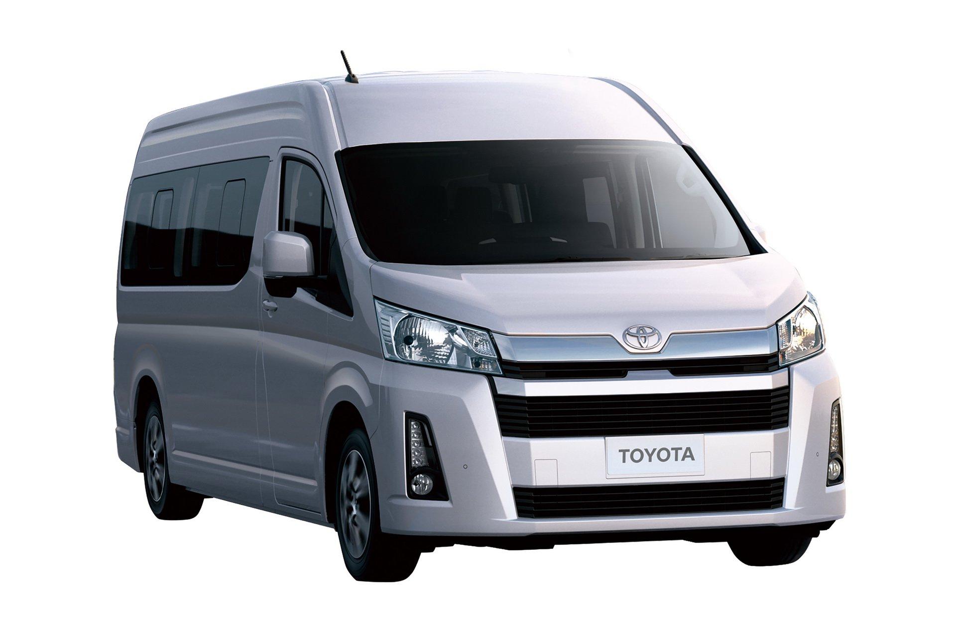 Toyota Hiace 2019 (19)