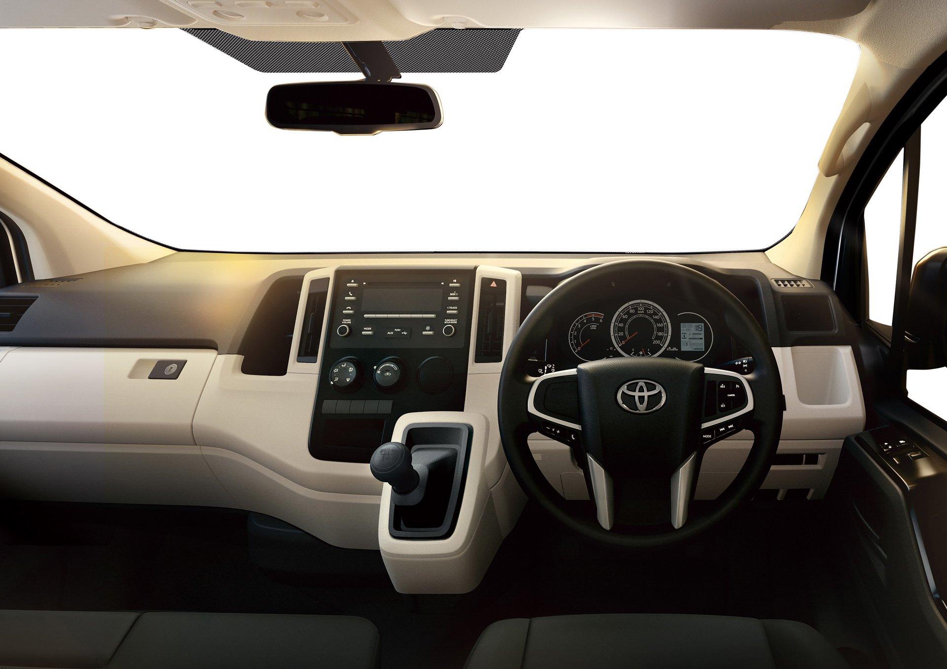 Toyota Hiace 2019 (20)