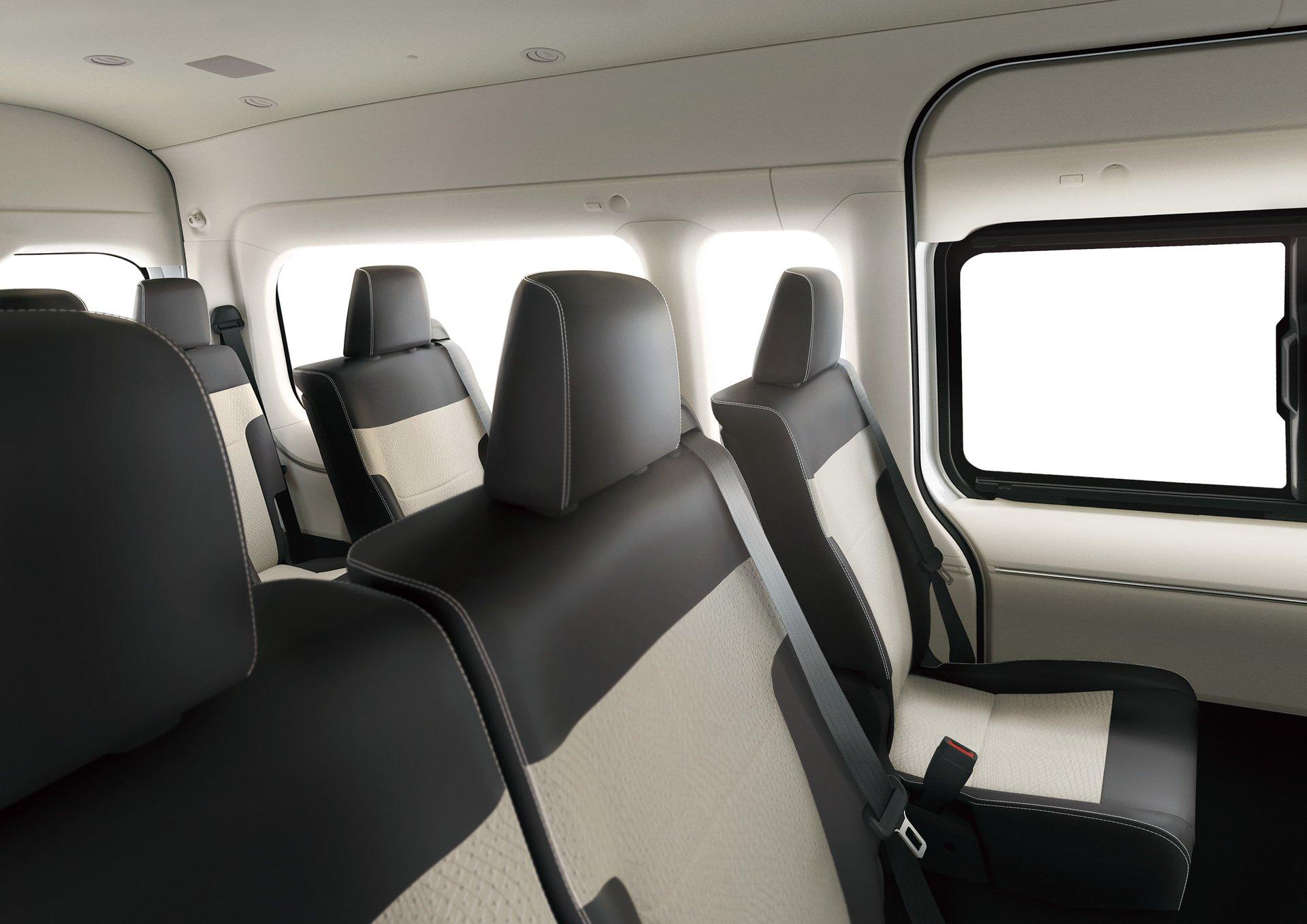 Toyota Hiace 2019 (22)
