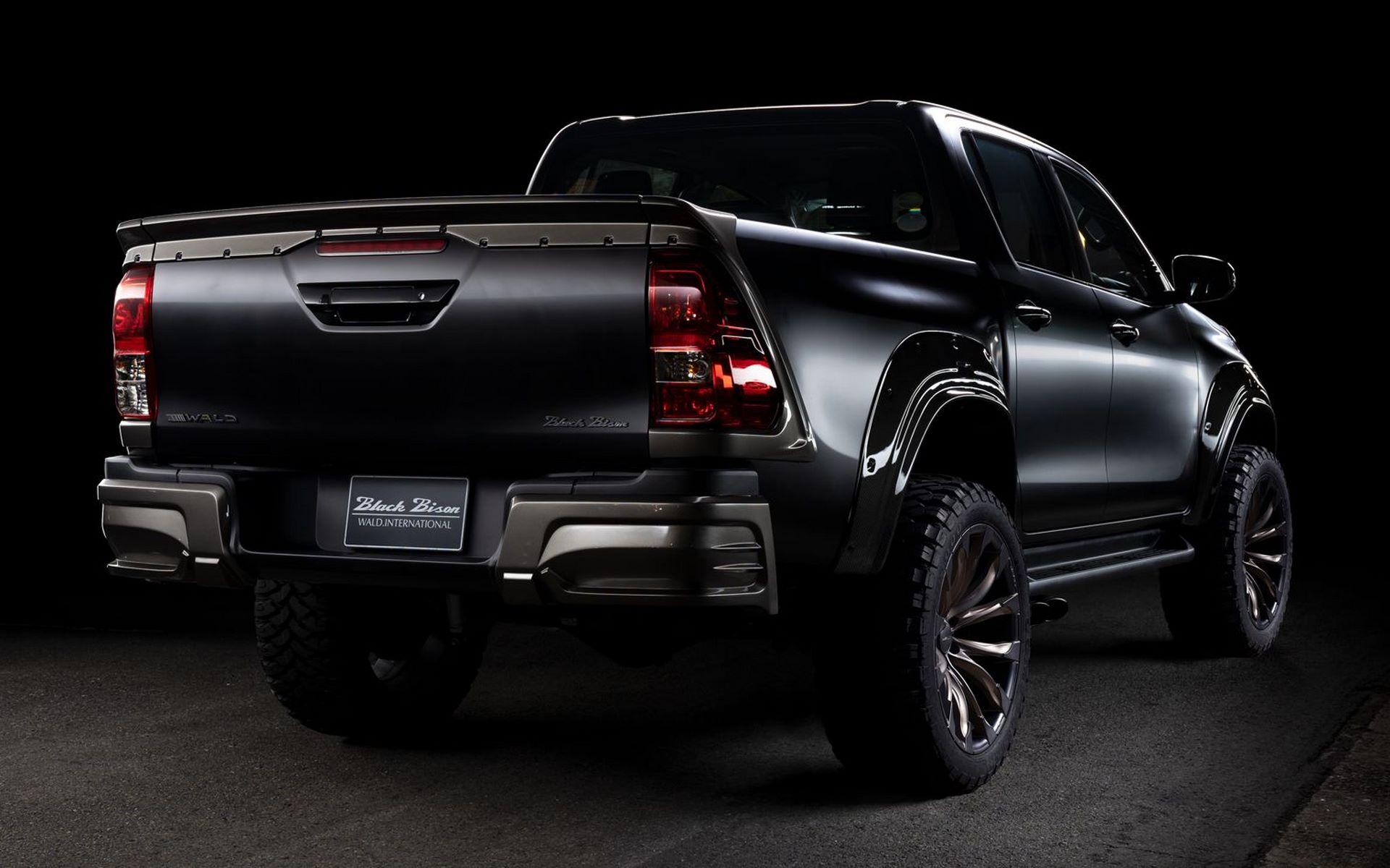 Toyota-Hilux-Black-Bison-by-Wald-International-6