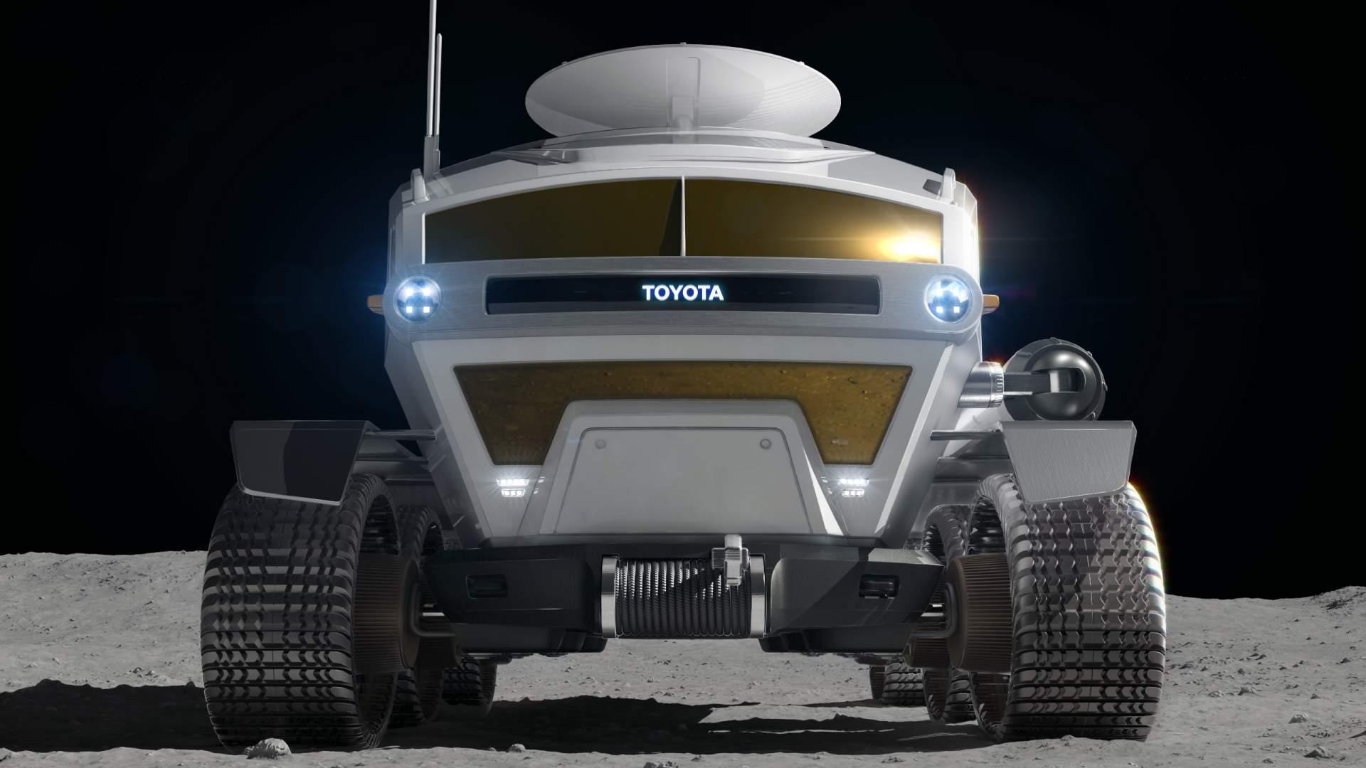 Toyota Lunar Rover (1)