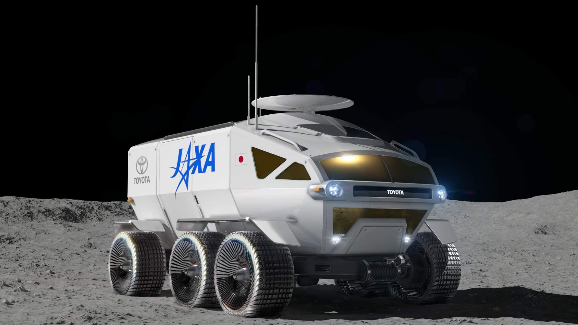 Toyota Lunar Rover (2)