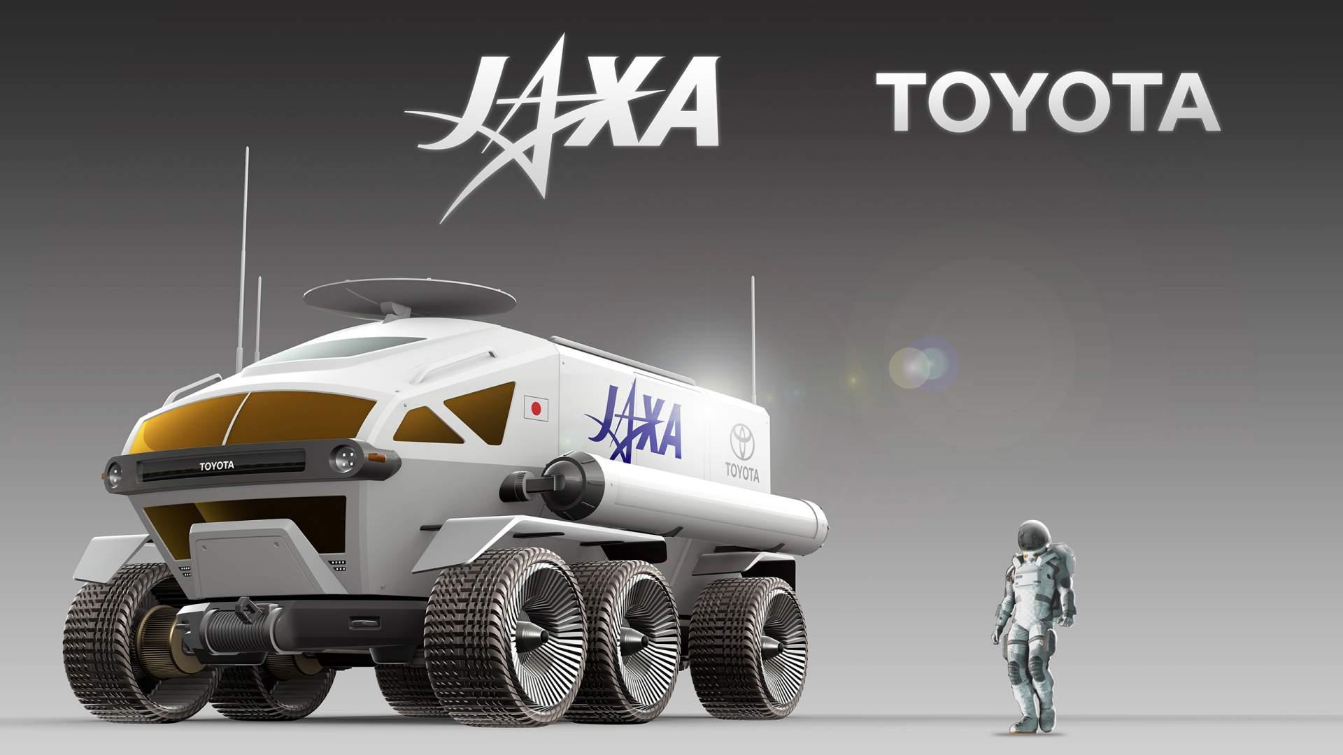 Toyota Lunar Rover (4)