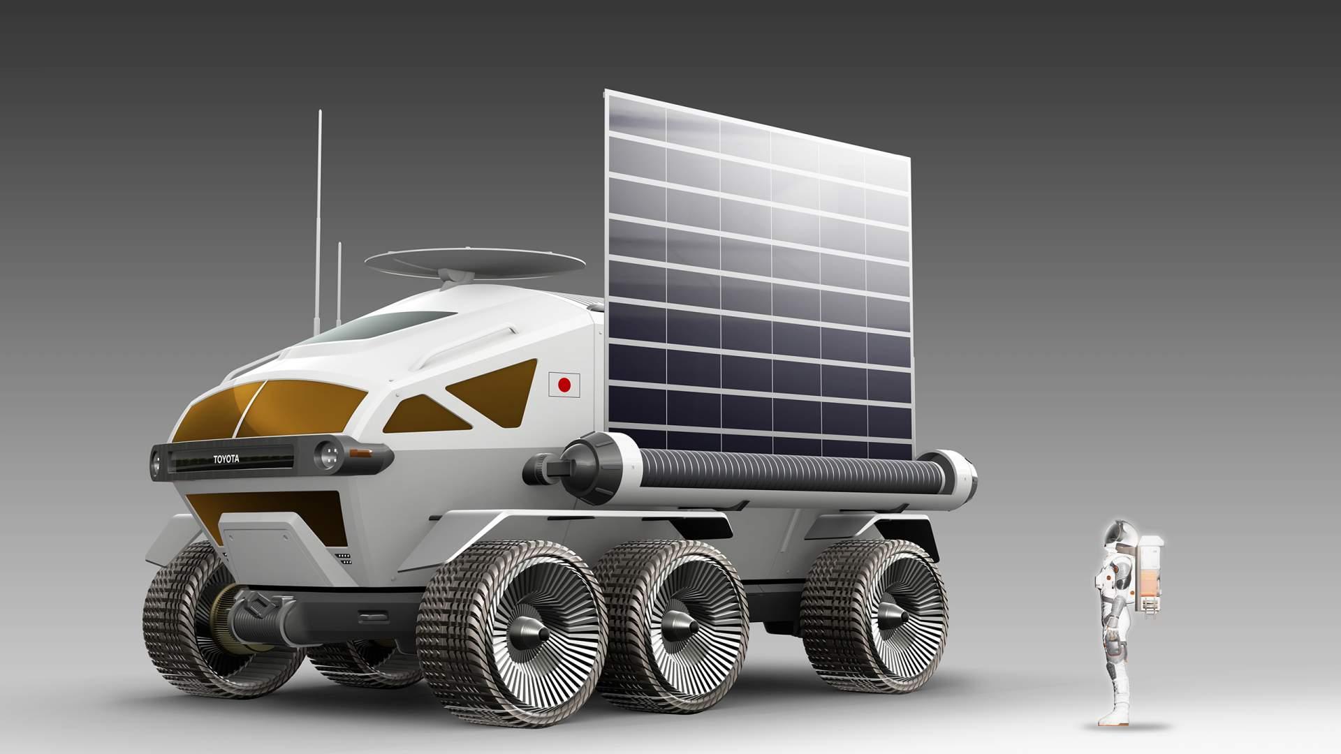 Toyota Lunar Rover (5)