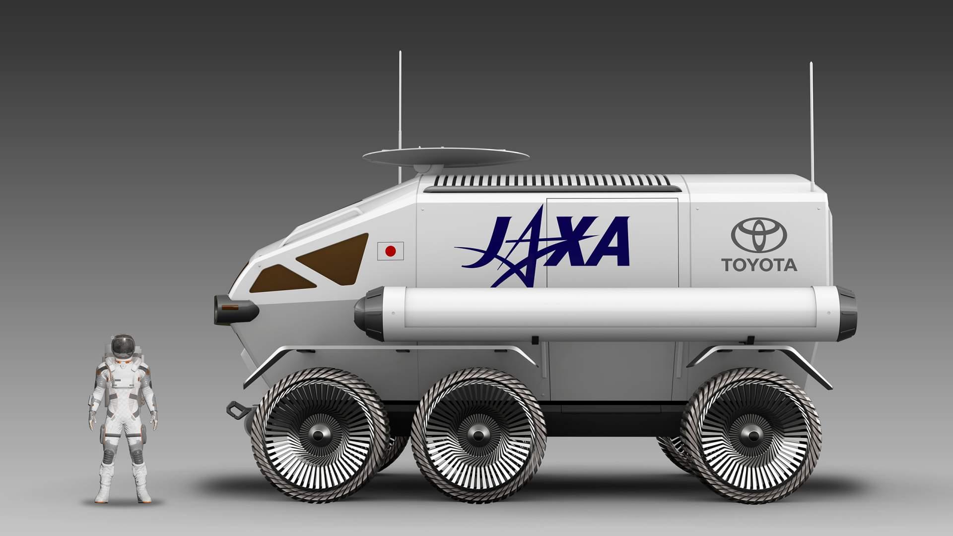 Toyota Lunar Rover (6)