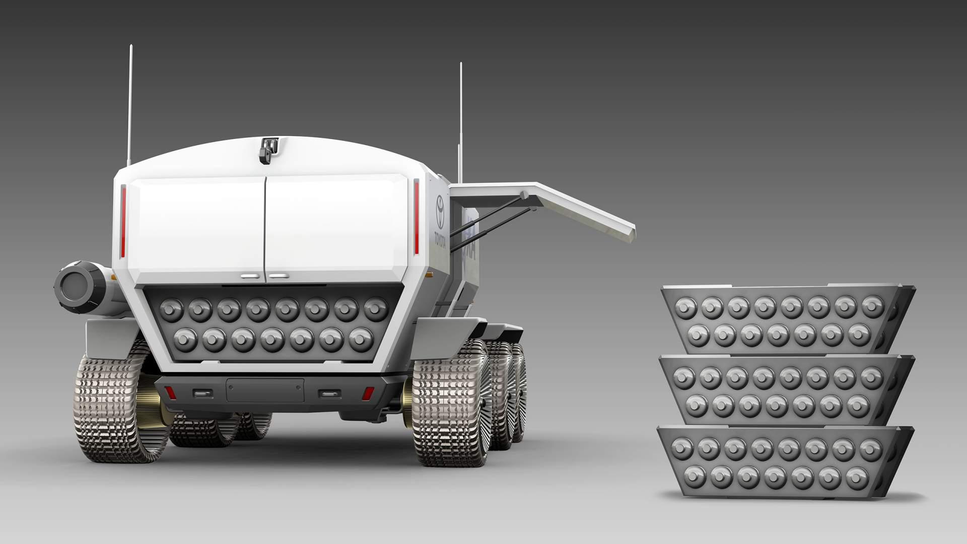 Toyota Lunar Rover (7)