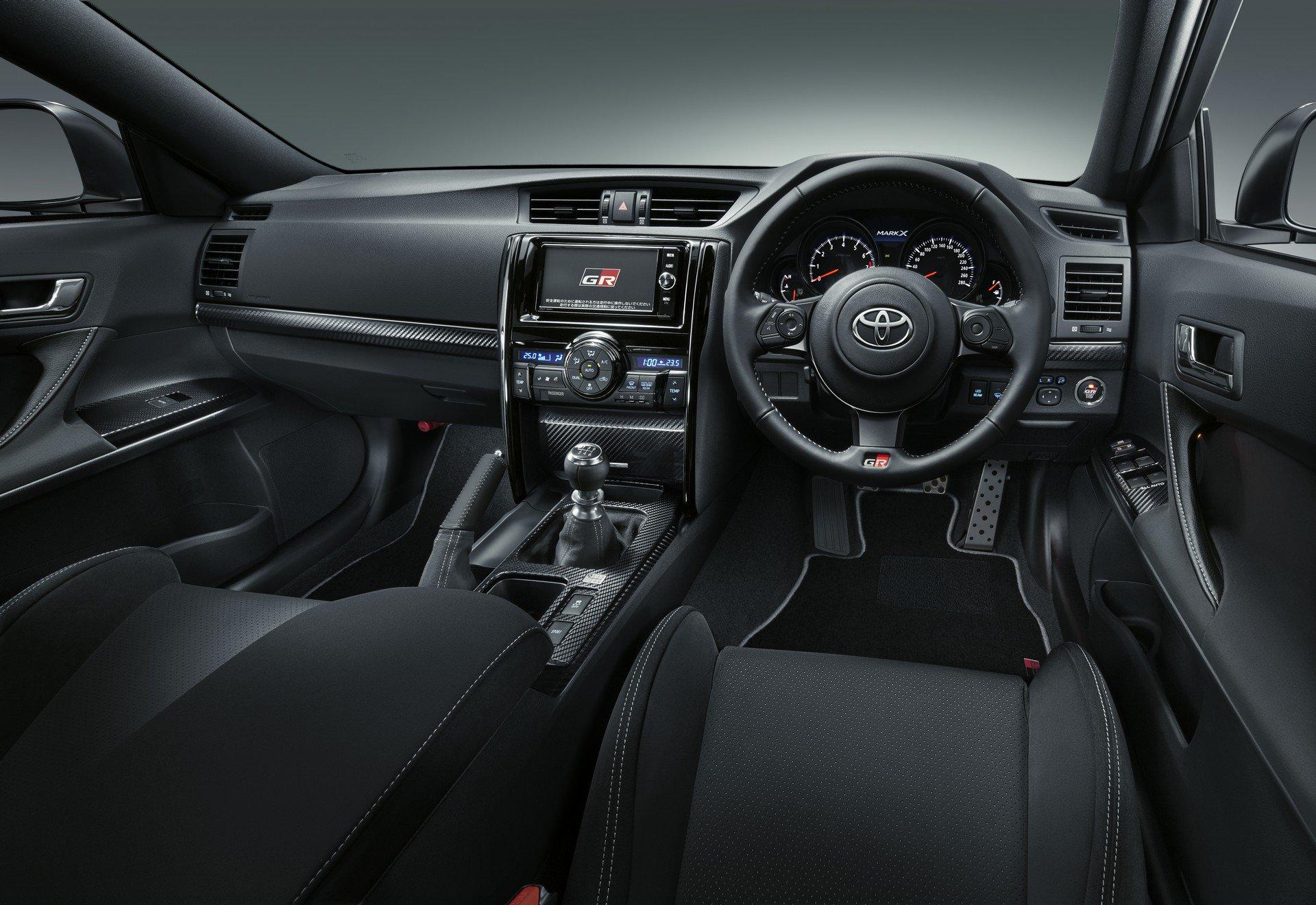 Toyota Mark X GRMN (3)