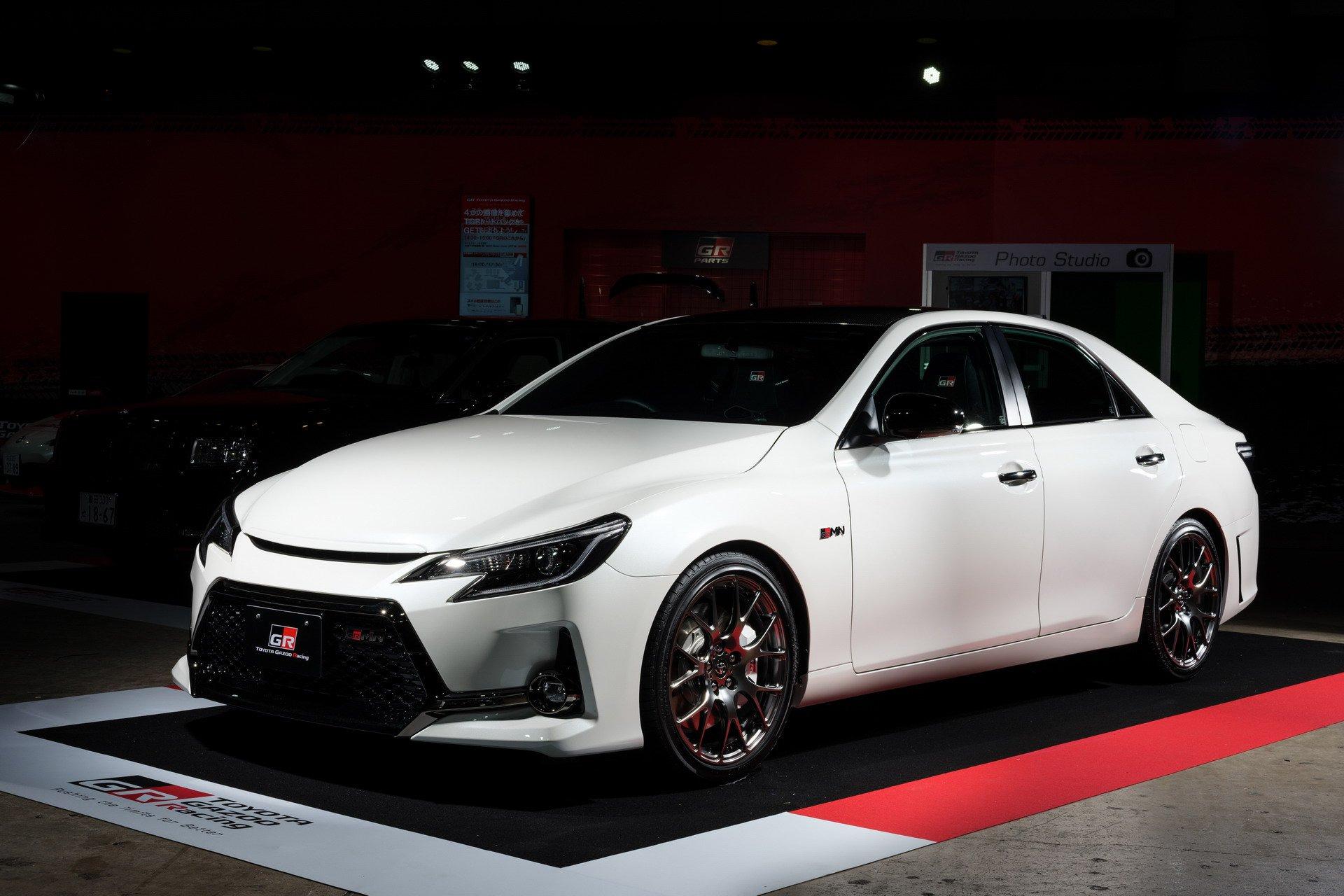 Toyota Mark X GRMN (6)