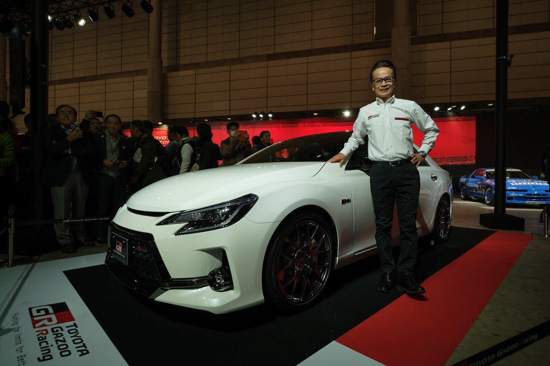 Toyota Mark X GRMN (7)
