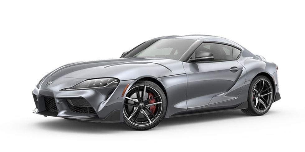 Toyota Supra Colors (9)