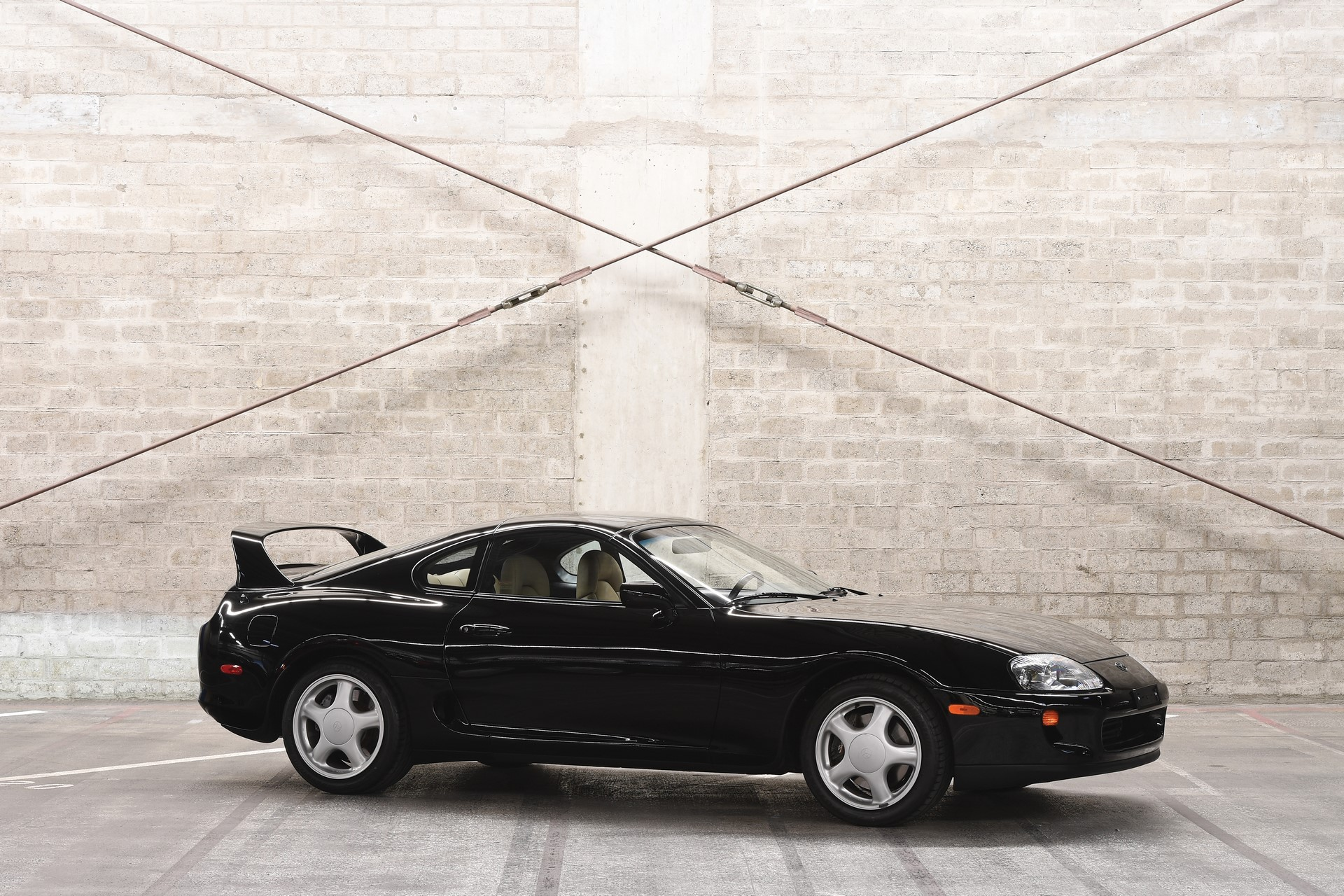Toyota Supra Twin Turbo Targa 1994 sold (1)